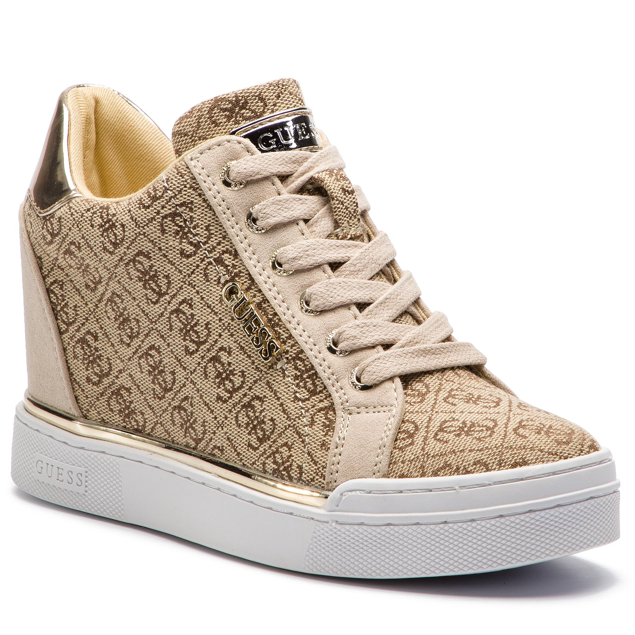 Sneakers GUESS - Flowurs2 FL5FW2 FAL12 BROWN