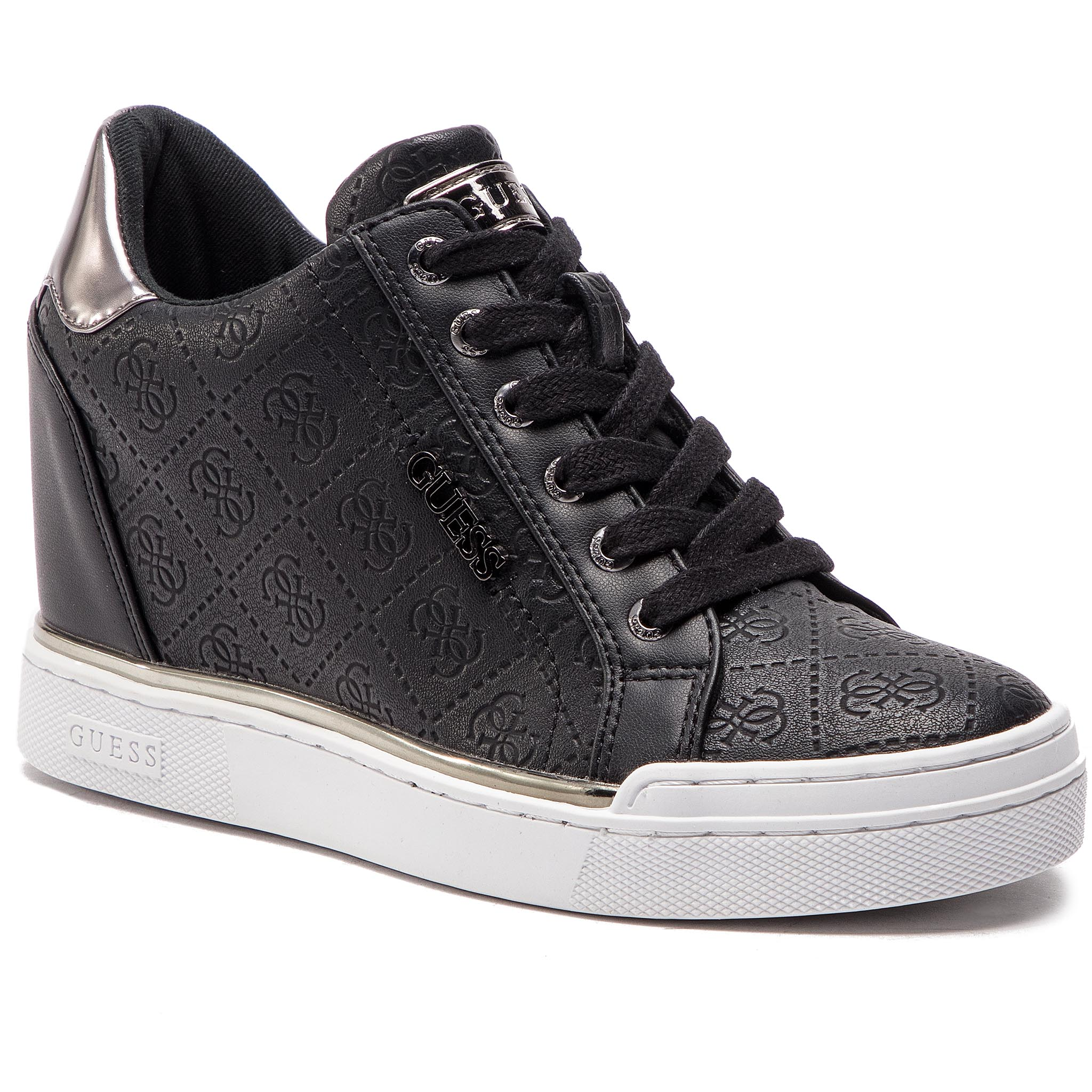 Sneakers GUESS - FL5FWU FAL12 BLACK