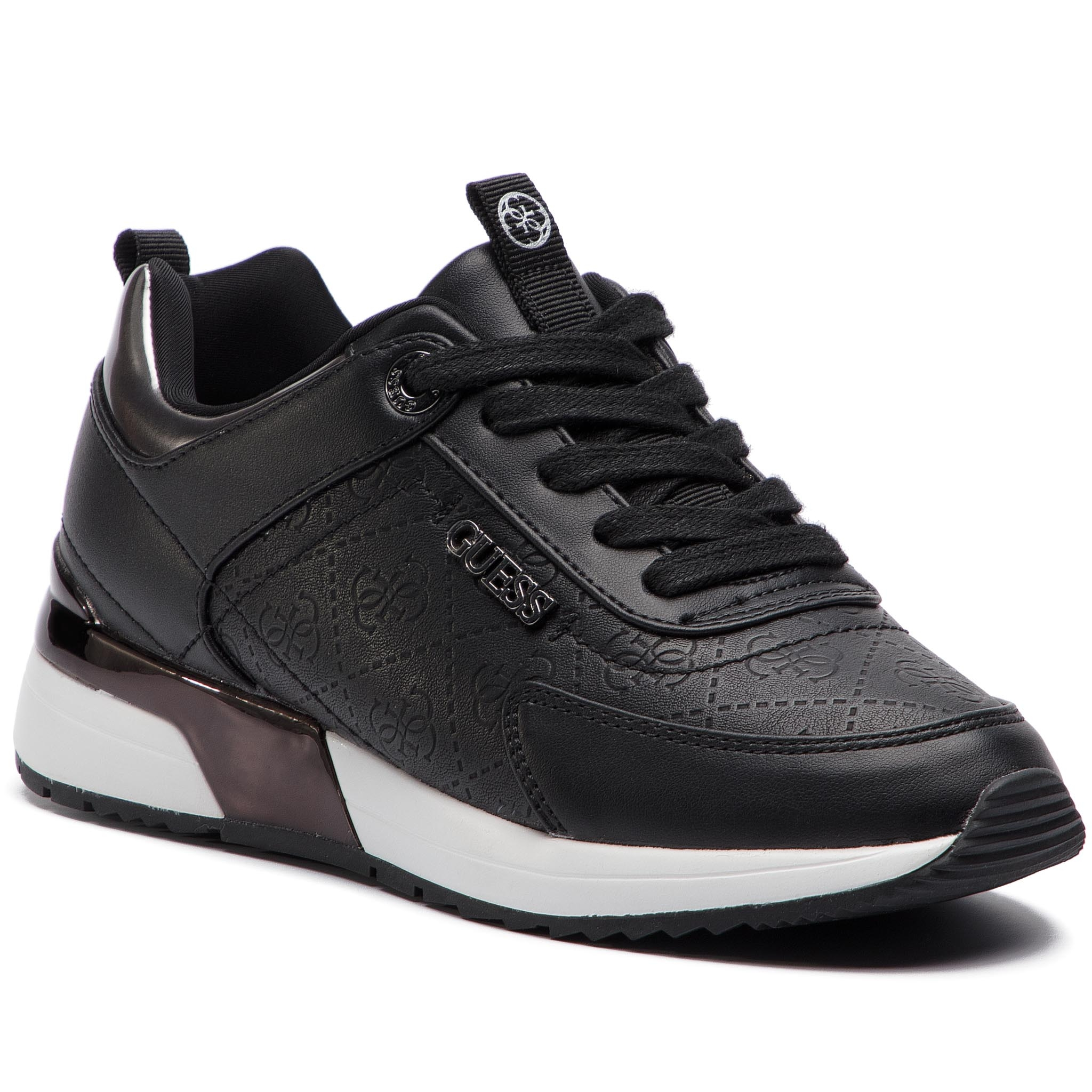 Sneakers GUESS - FL5MRL FAL12 BLACK