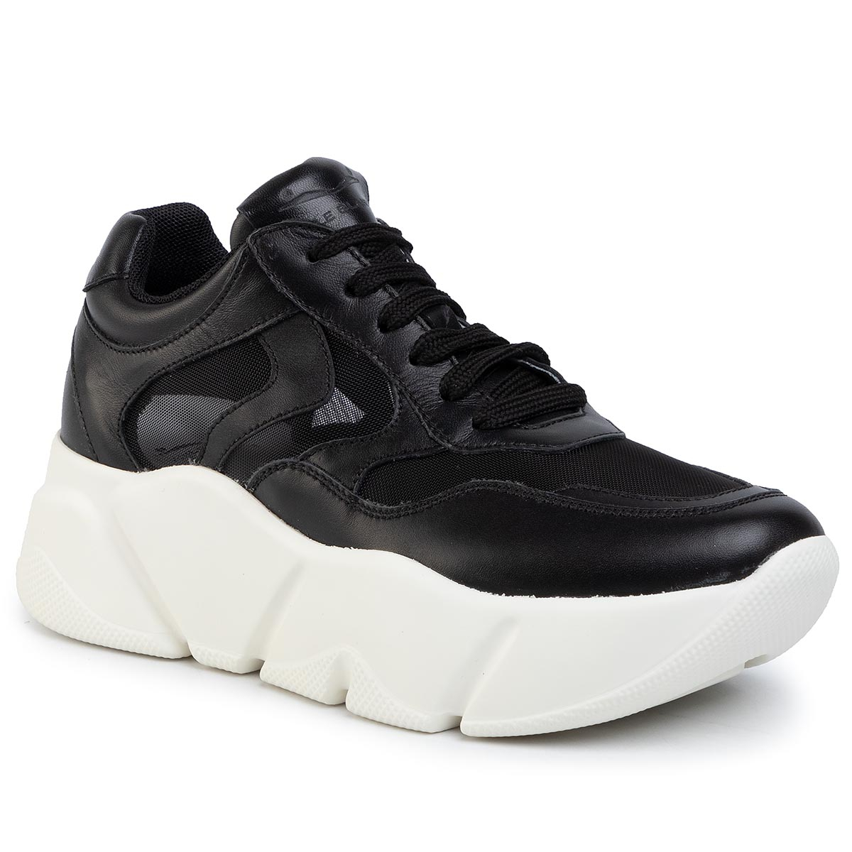 Sneakers VOILE BLANCHE - Monster Mesh 0012013592.02.0A01 Nero
