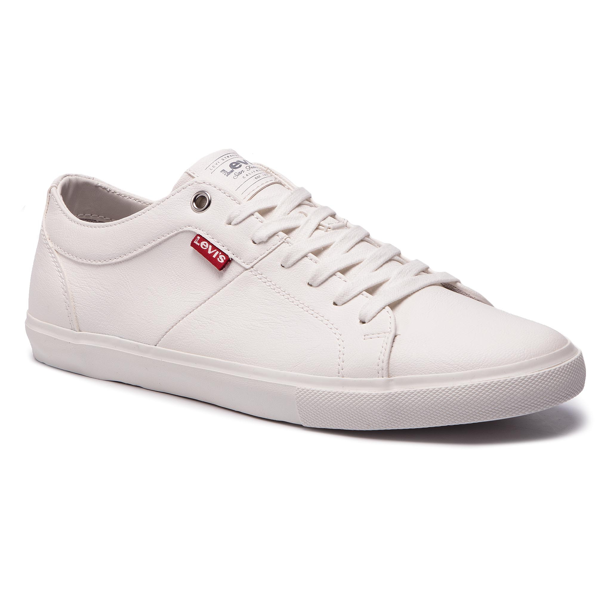 Teniși LEVI'S - 225826-794-50 Brilliant White