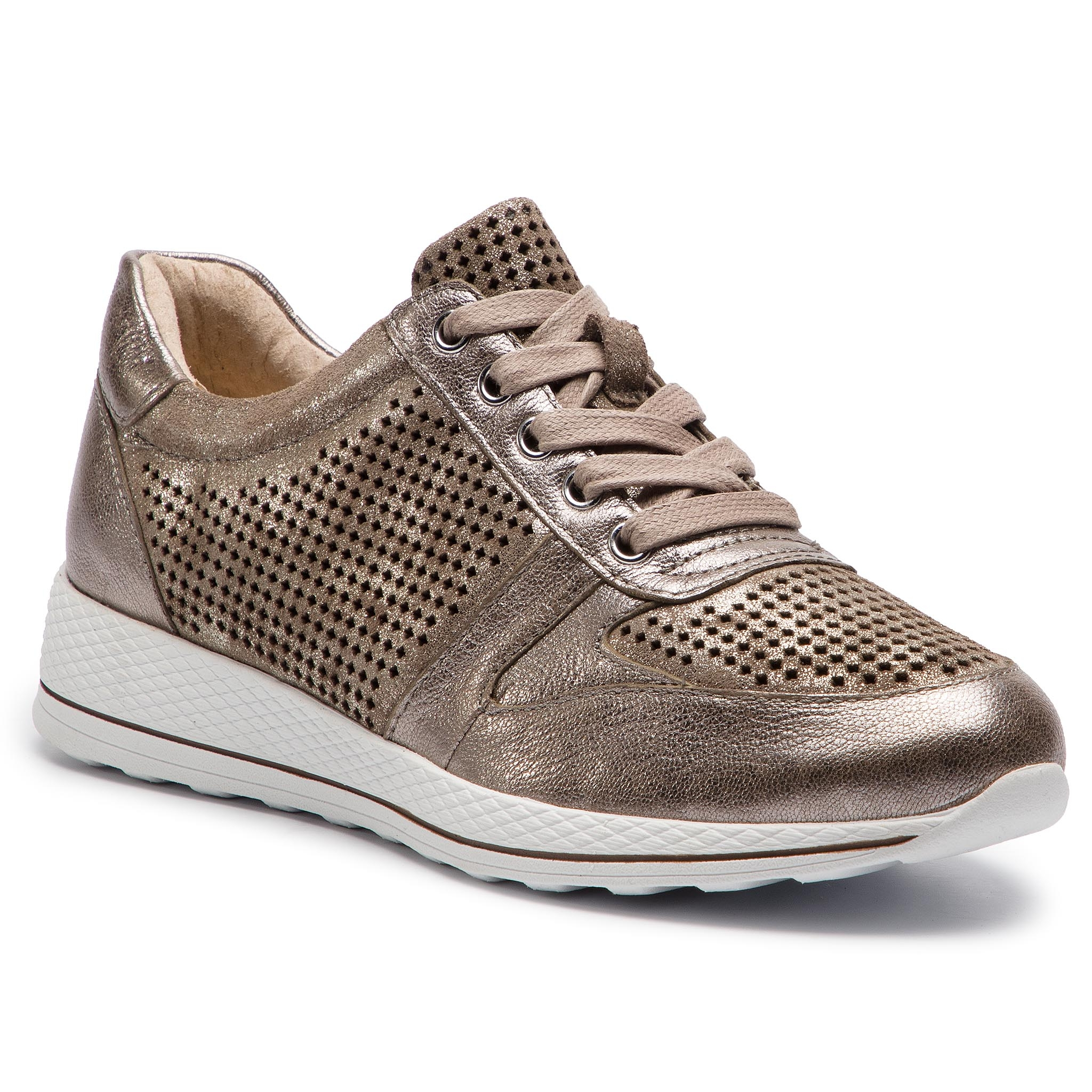 Sneakers CAPRICE - 9-23704-22 Taupe Comb 345