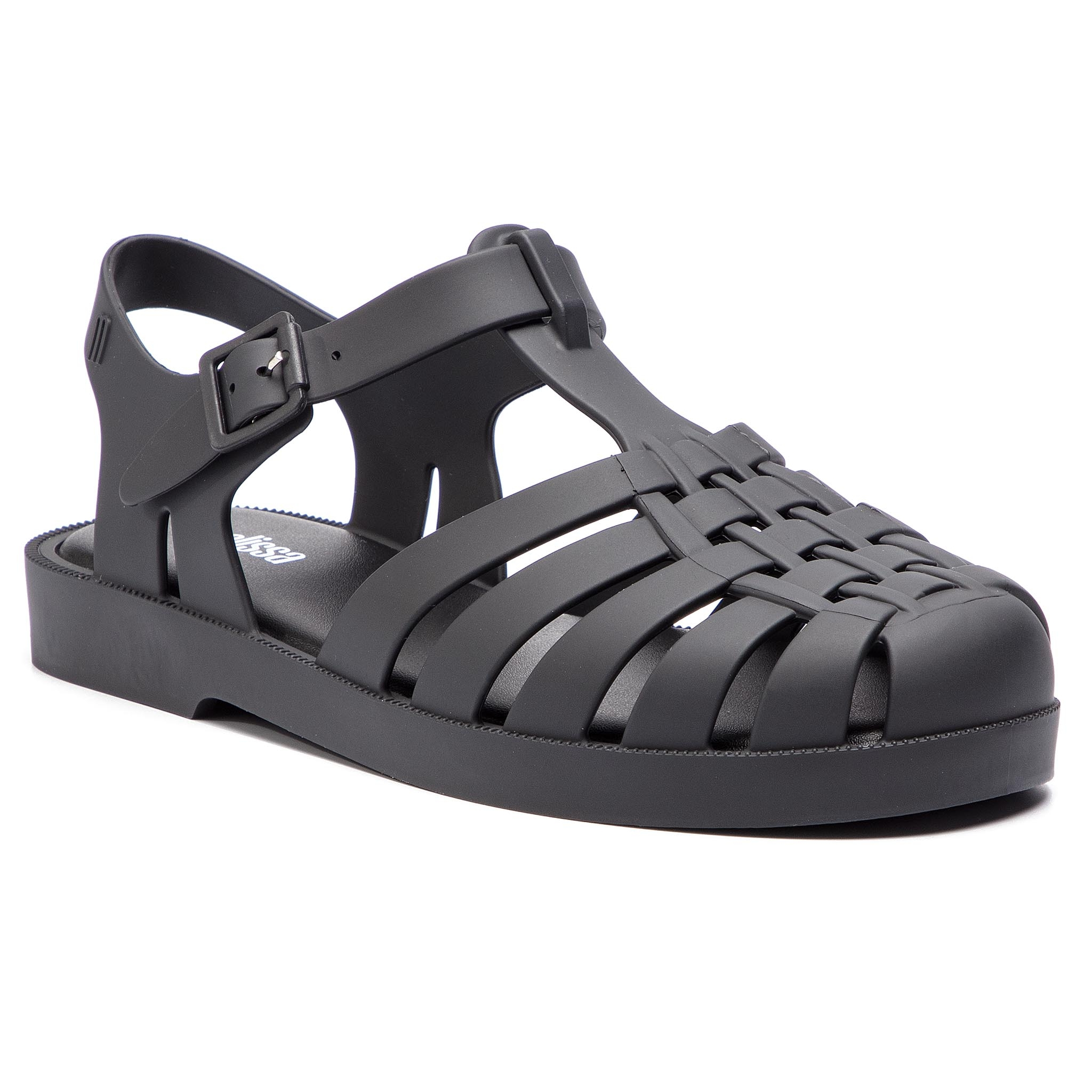 Sandale Melissa - Possession Ad 32408 Black 52292 imagine epantofi.ro 2021