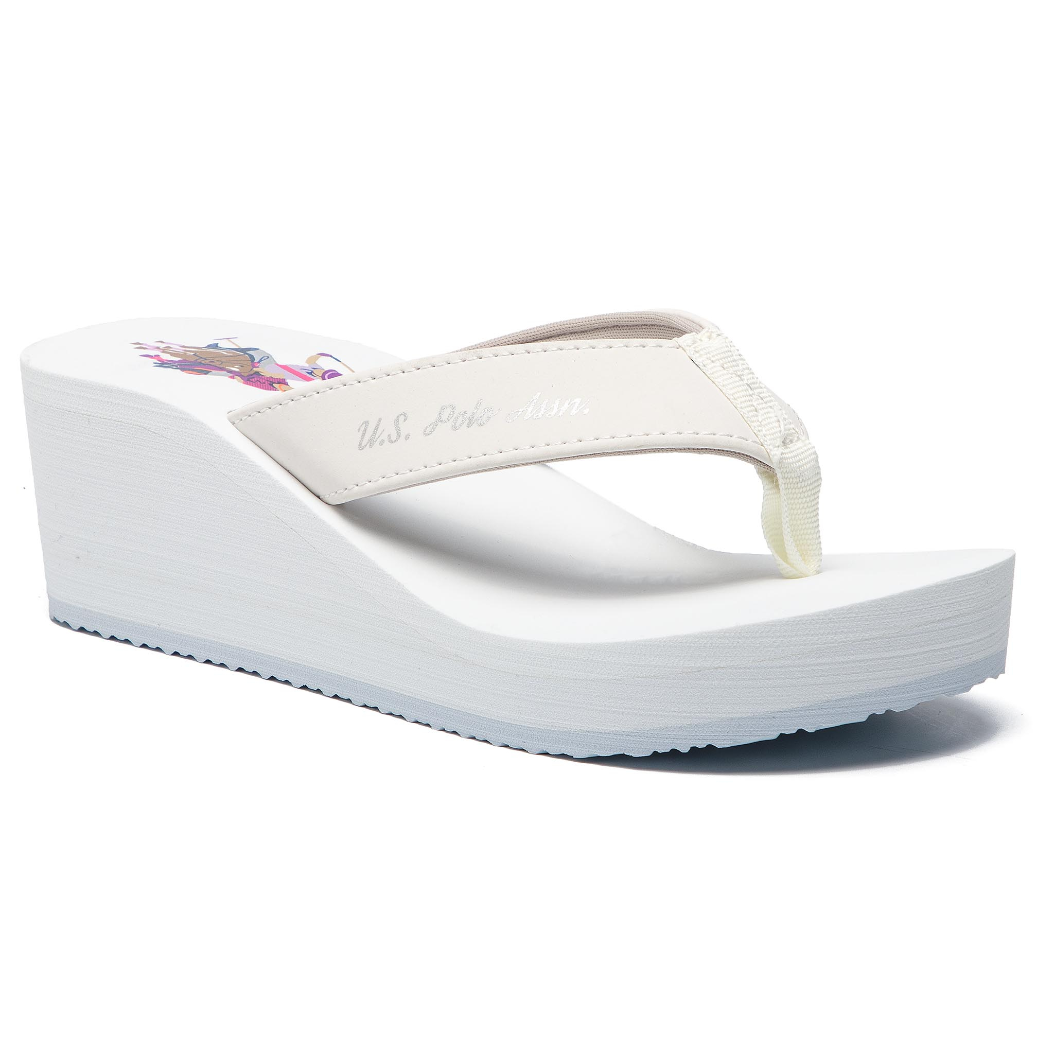 Flip flop U.S. POLO ASSN. - Tansy1 CHANT4199S8/Y1A Whi