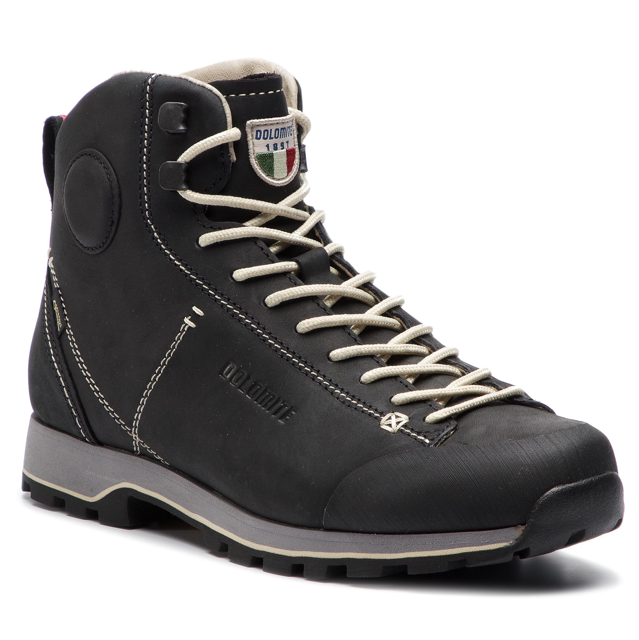 Trekkings Dolomite - Cinquantaquattro High Fg Gtx Gore-Tex 247958-0119011 Black imagine epantofi.ro 2021
