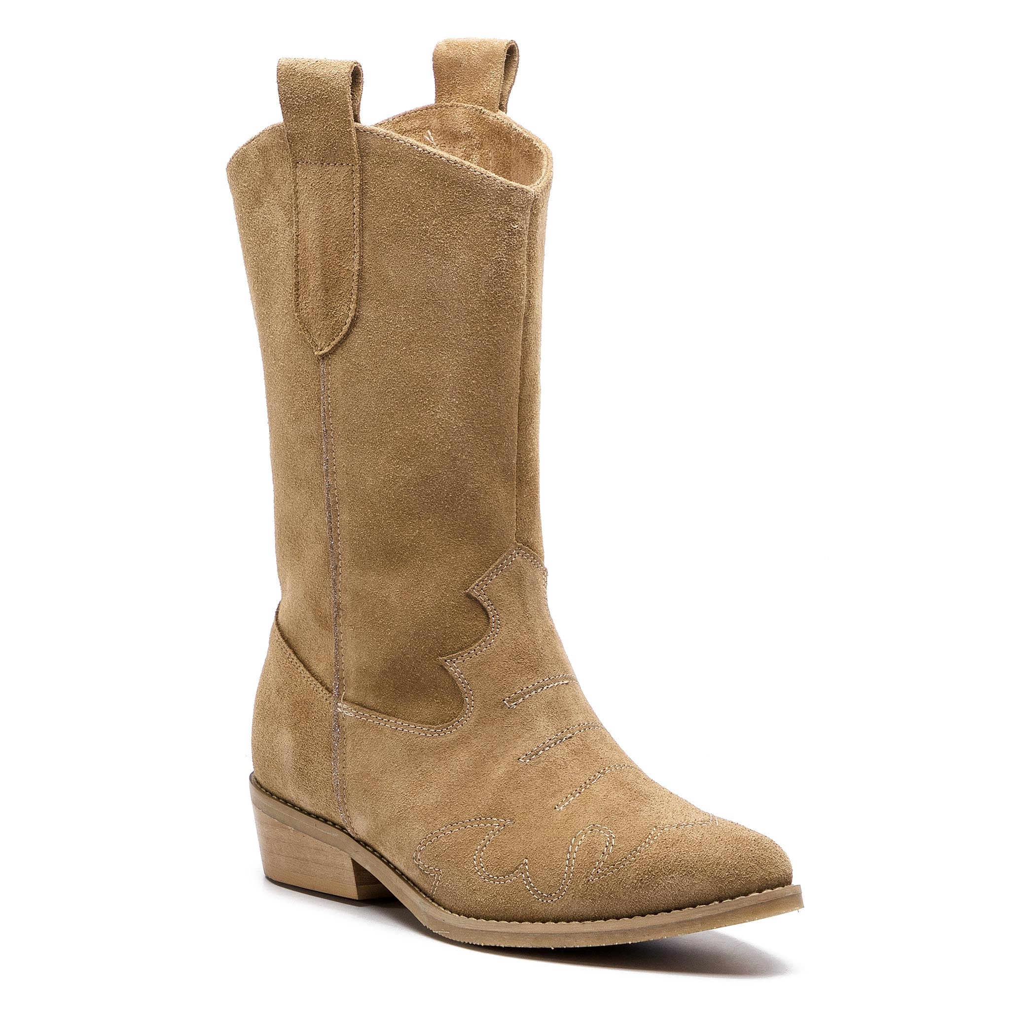 Botine L37 - On The Rocks SW15 Brown