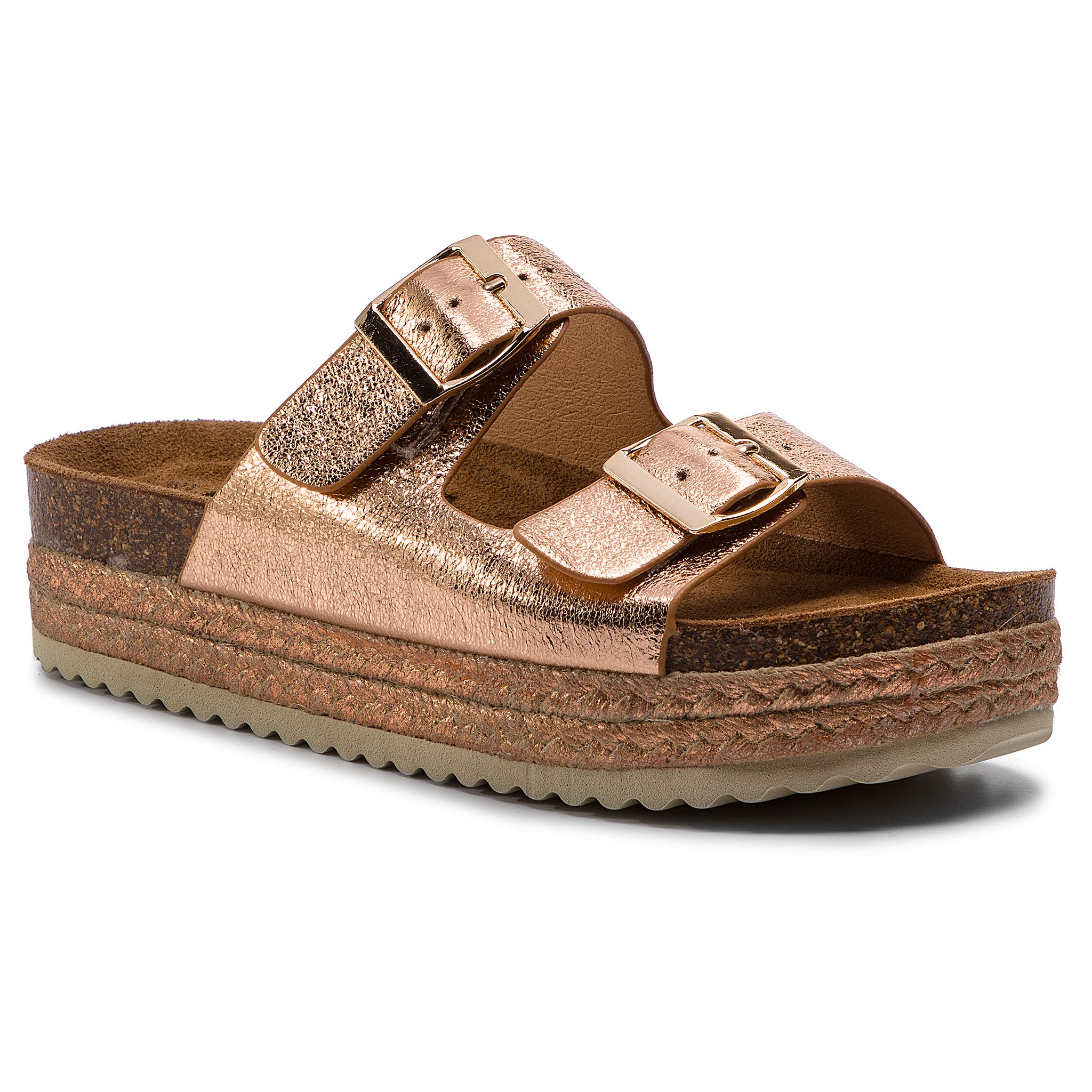 Espadrile Refresh - 69926 Nude imagine epantofi.ro 2021