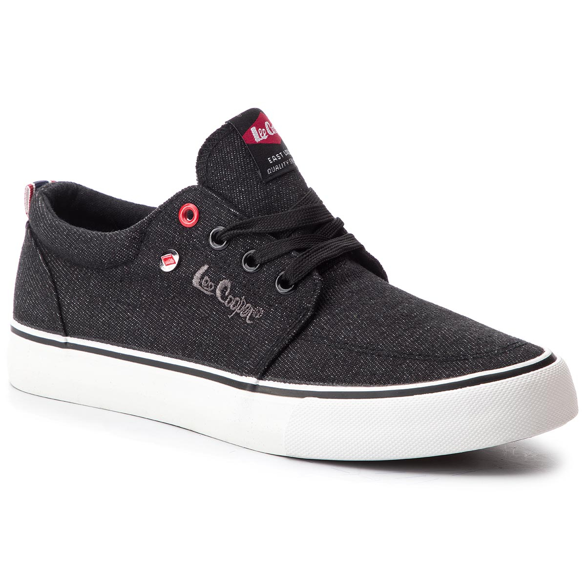 Teniși Lee Cooper - Lcw-19-530-062 Black imagine epantofi.ro 2021