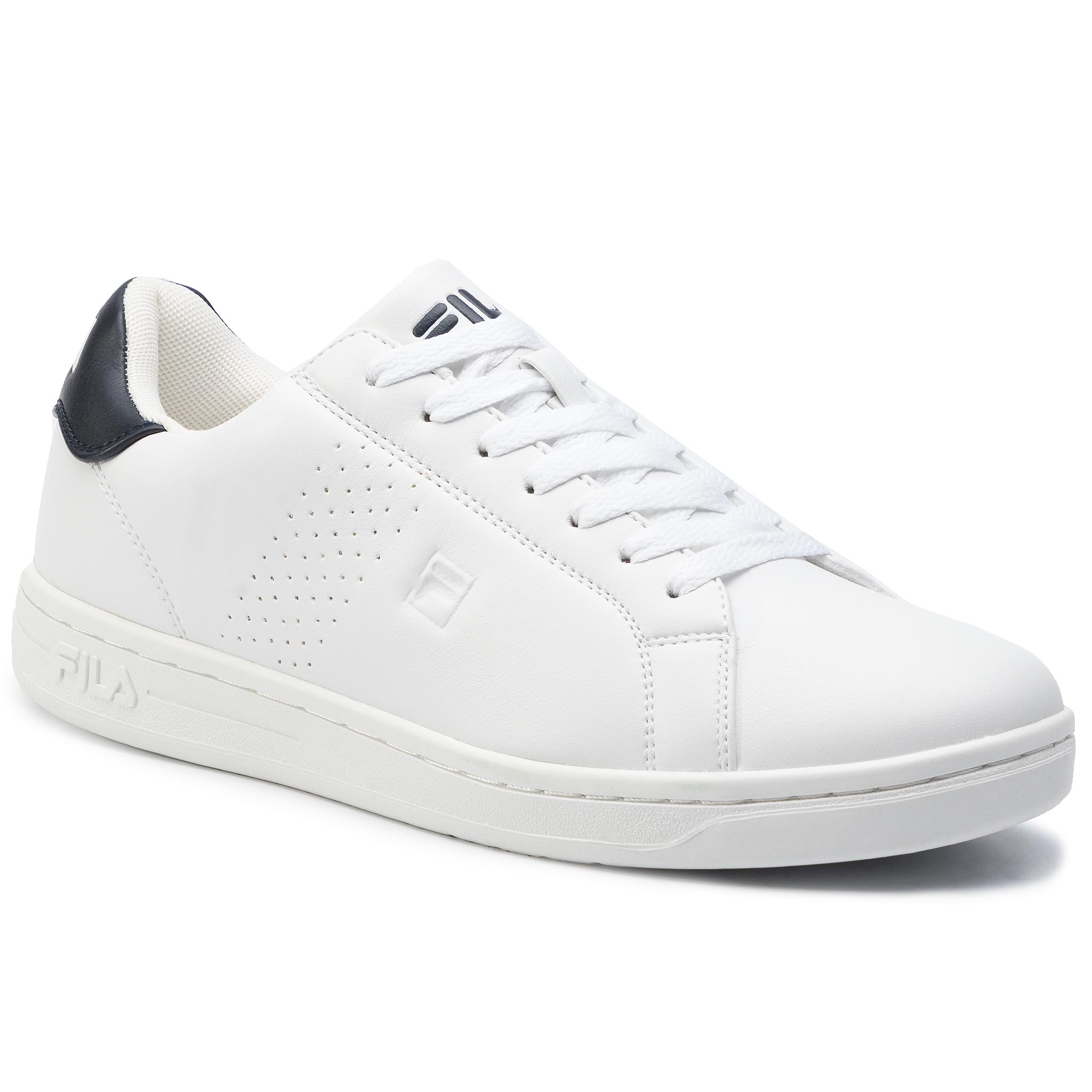 Sneakers FILA - Crosscourt 2 Low 1010274.98F White/Dress Blue