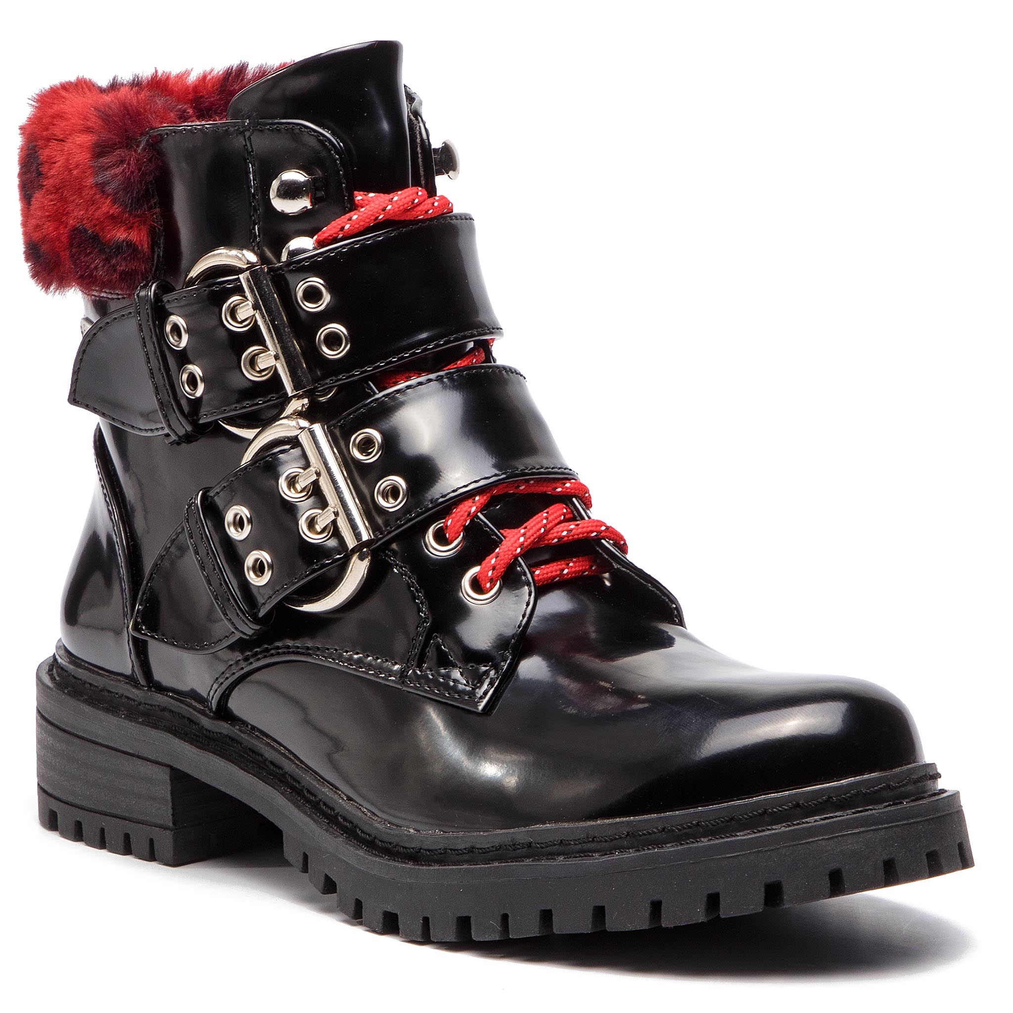 Trappers PEPE JEANS - Collie Warm PLS50338 Black 999
