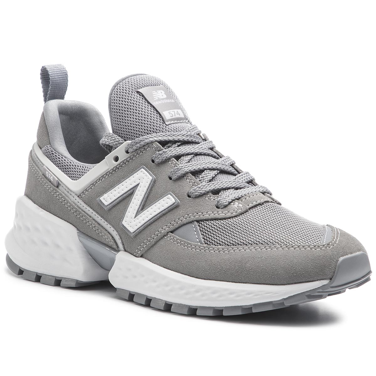 Sneakers NEW BALANCE - MS574NSB Gri