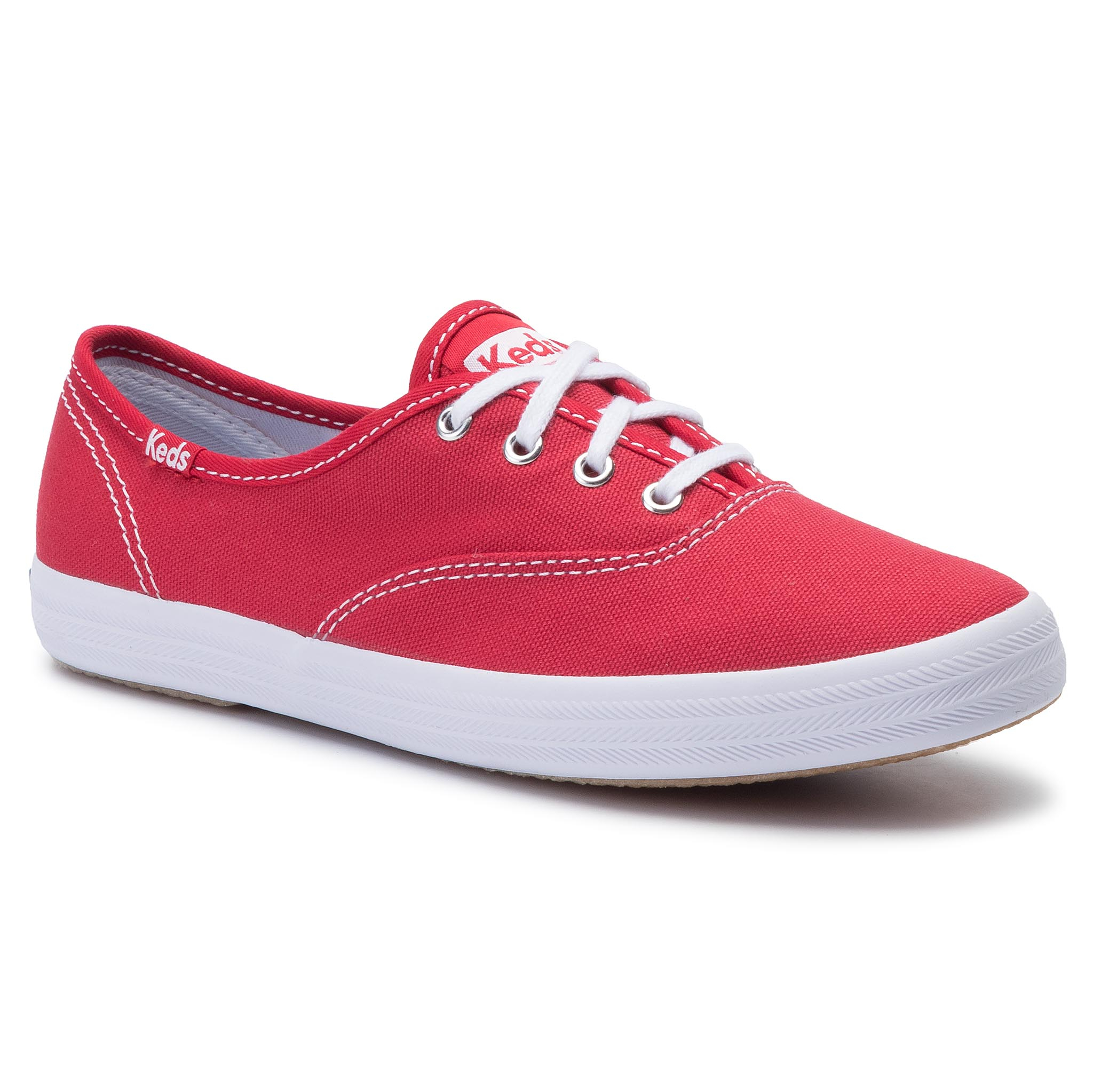 Teniși KEDS - Champion KWF31300 Red Canvas