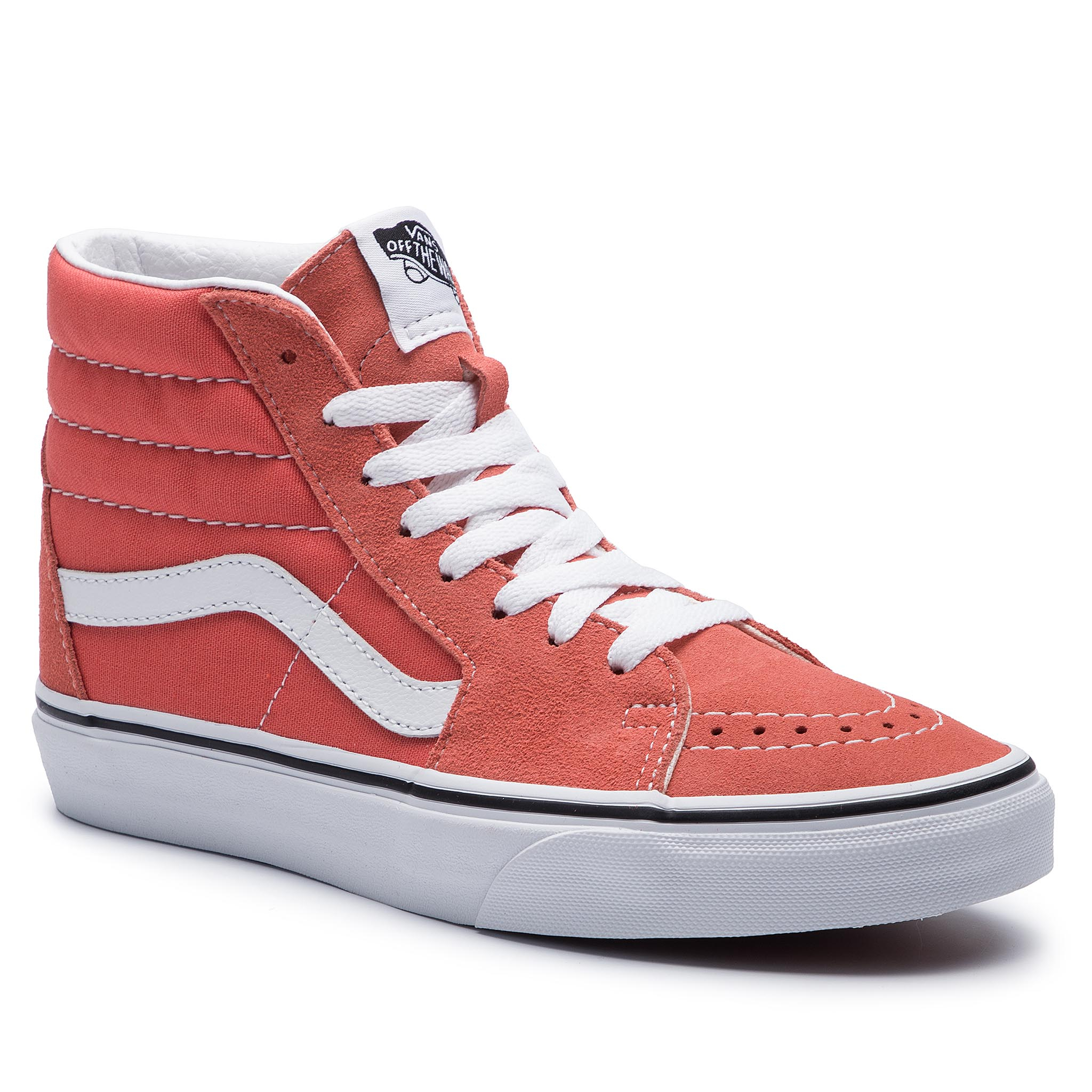 Sneakers VANS - Sk8-Hi VN0A38GEVKR1 Emberglow/True White