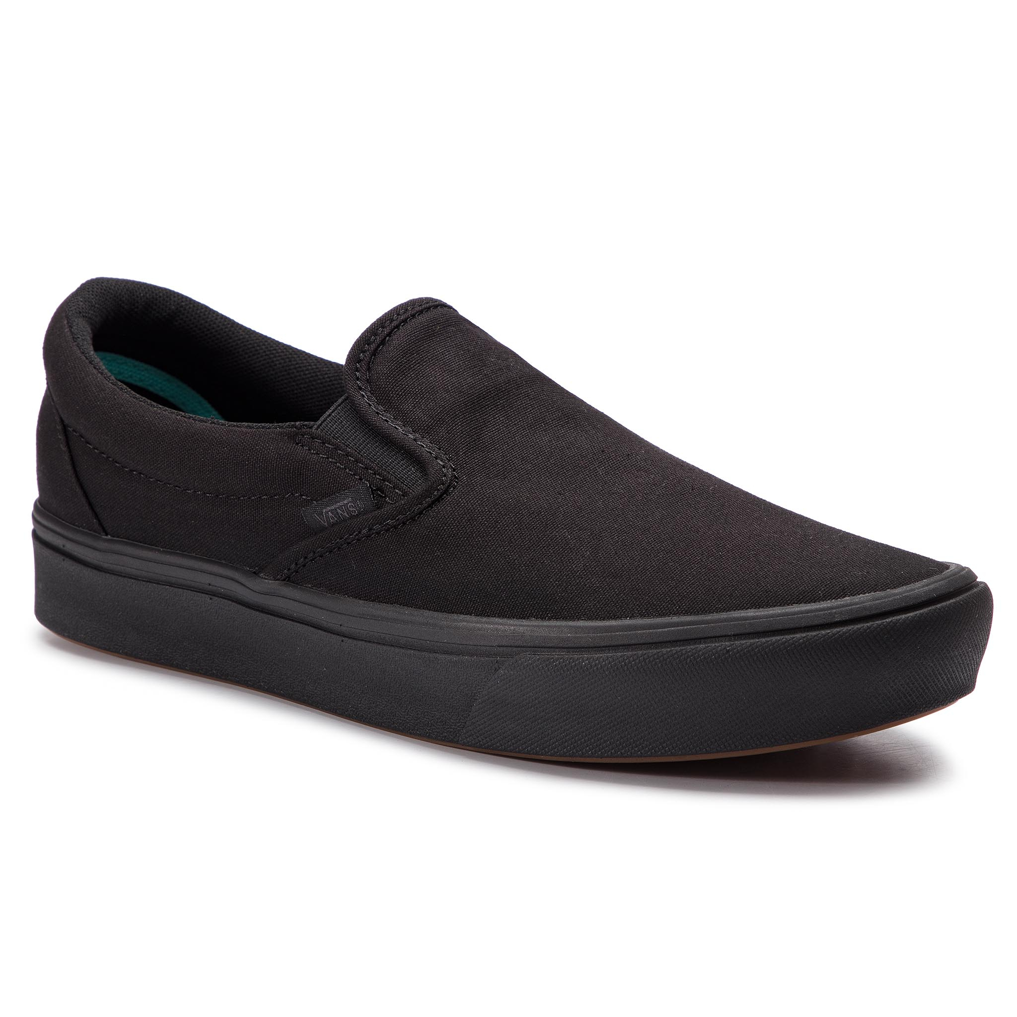 Teniși Vans - Comfycush Slip-On Vn0a3wmdvnd1 (Classic) Black/Black imagine epantofi.ro 2021