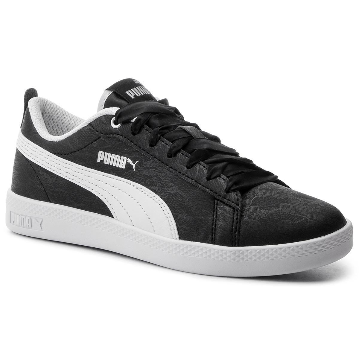 Sneakers PUMA - Smash Wns V2 Summer Pac 369130 01 Puma Black/Puma White
