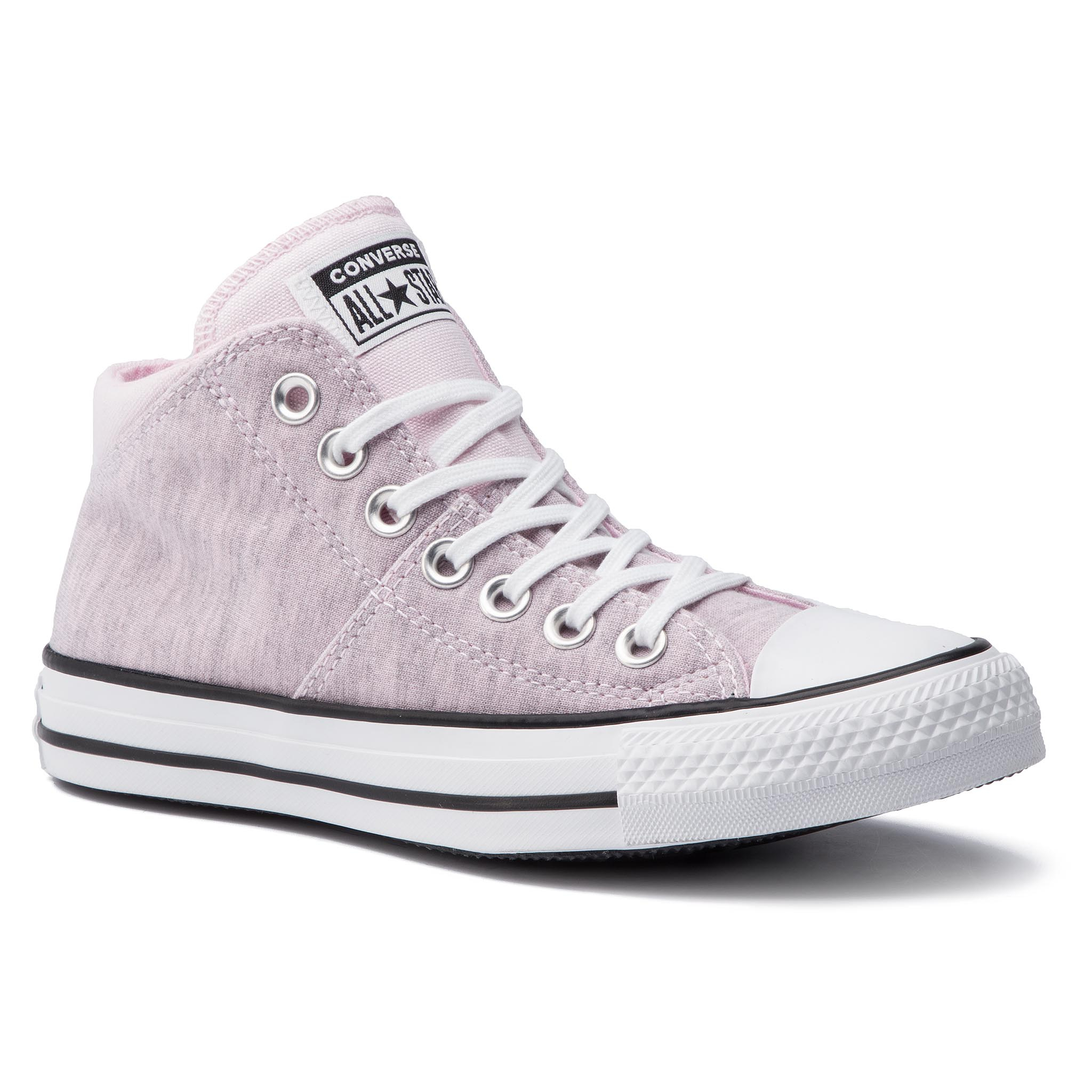 Teniși CONVERSE - Ctas Madison Mid 563450C Pink Foam/White/Black