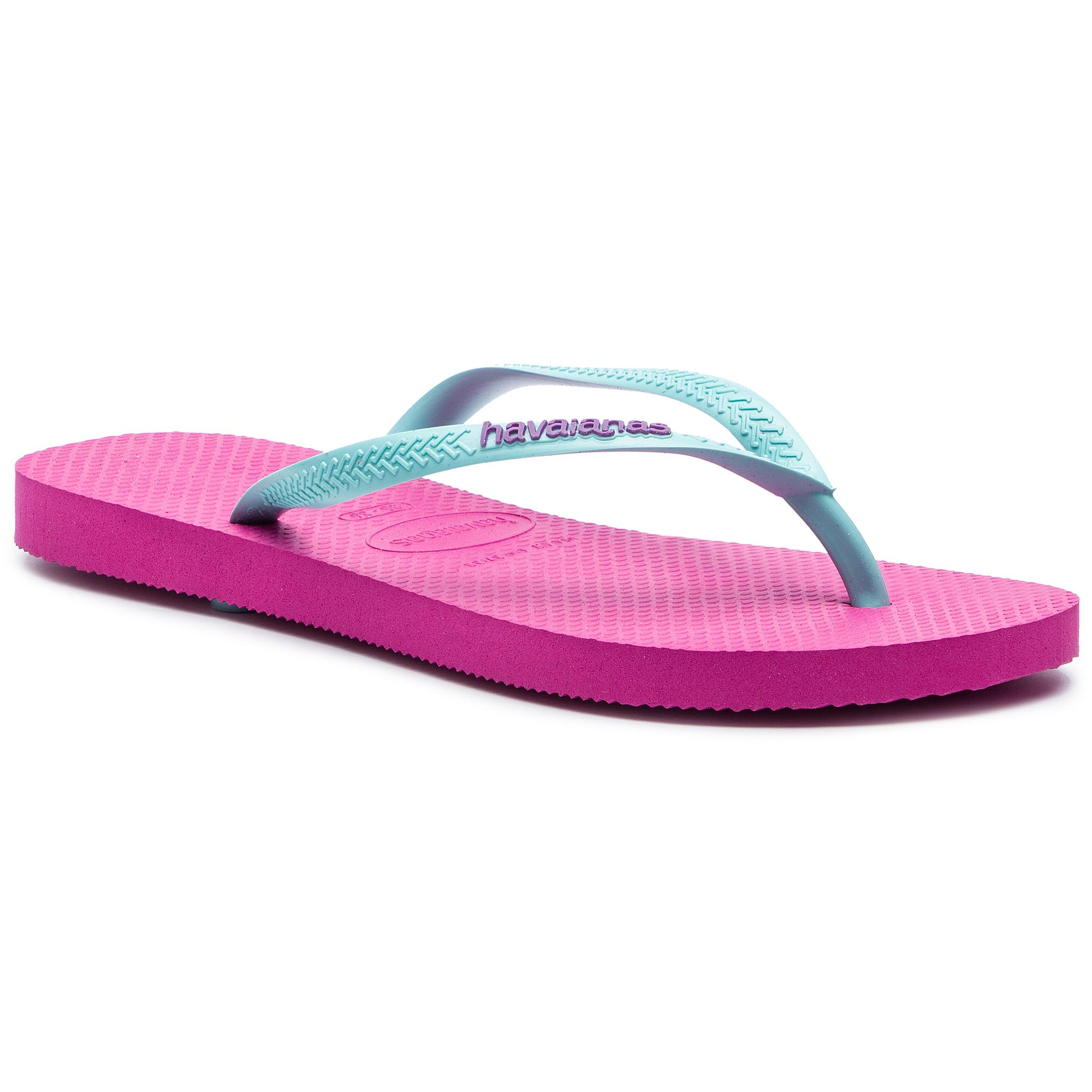 Flip flop HAVAIANAS - Sl Logo Pop-Up 41197872397 Hollywood Rose