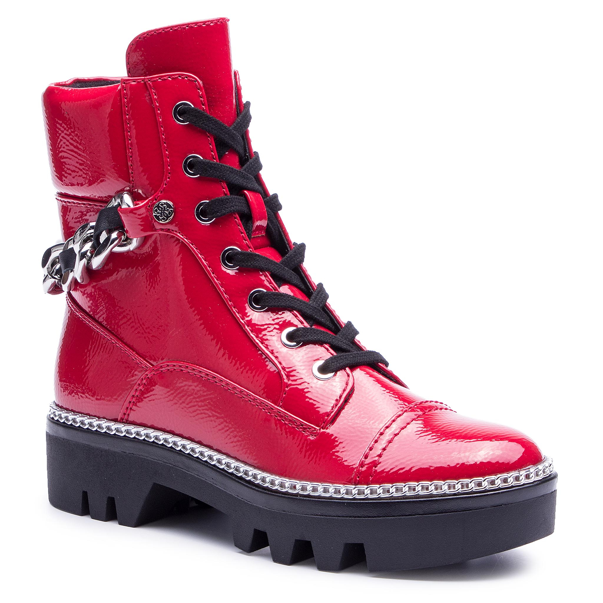 Trappers GUESS - FL7DM2 PAF10 RED