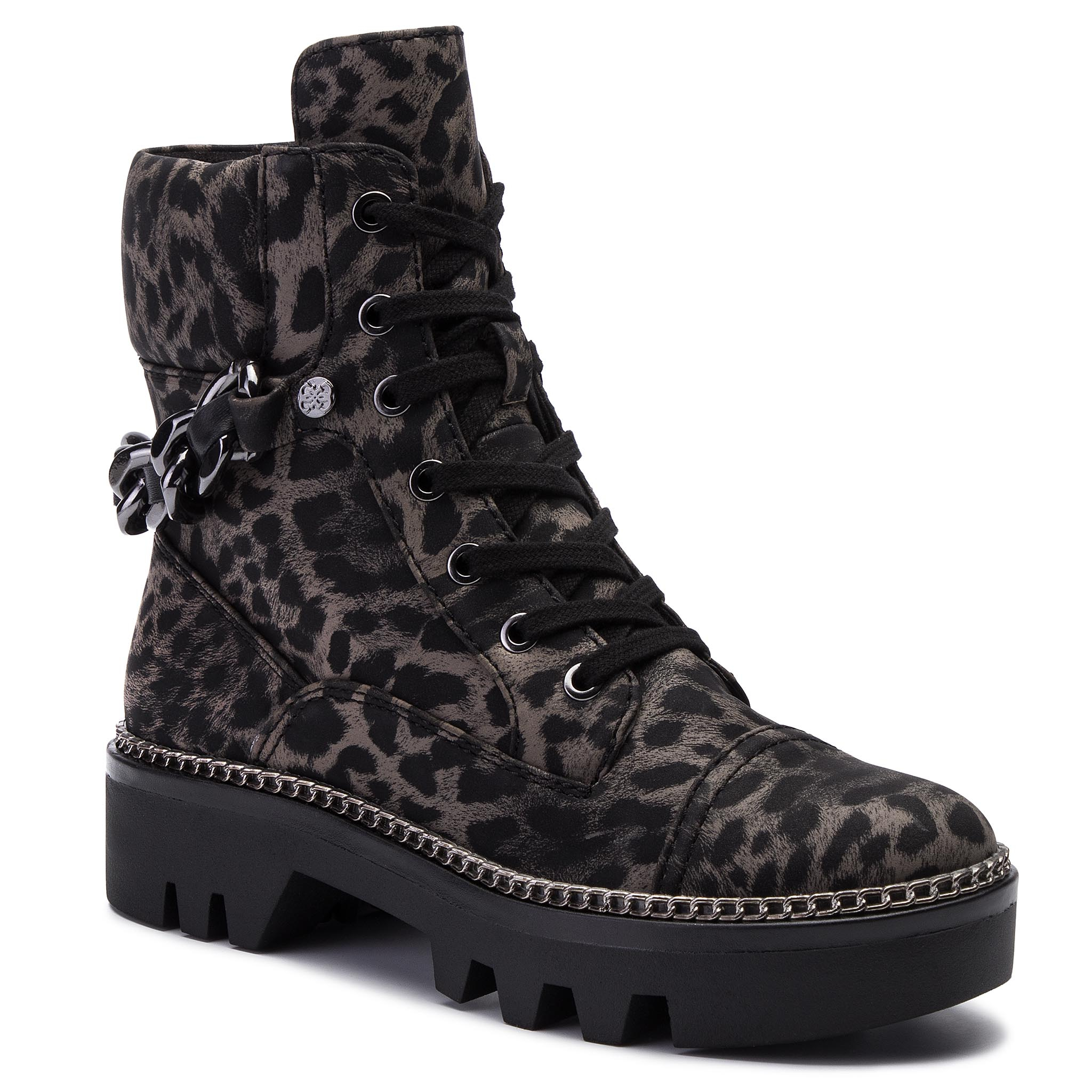 Trappers GUESS - Domain FL7DOM SUP10 LEOPA