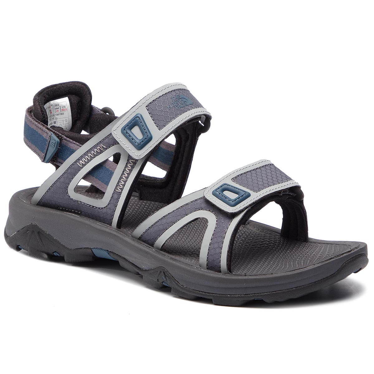 Sandale THE NORTH FACE - Hedgehog Sandal II T0CC3DCIZ Blackened Pearl/Shady Blue