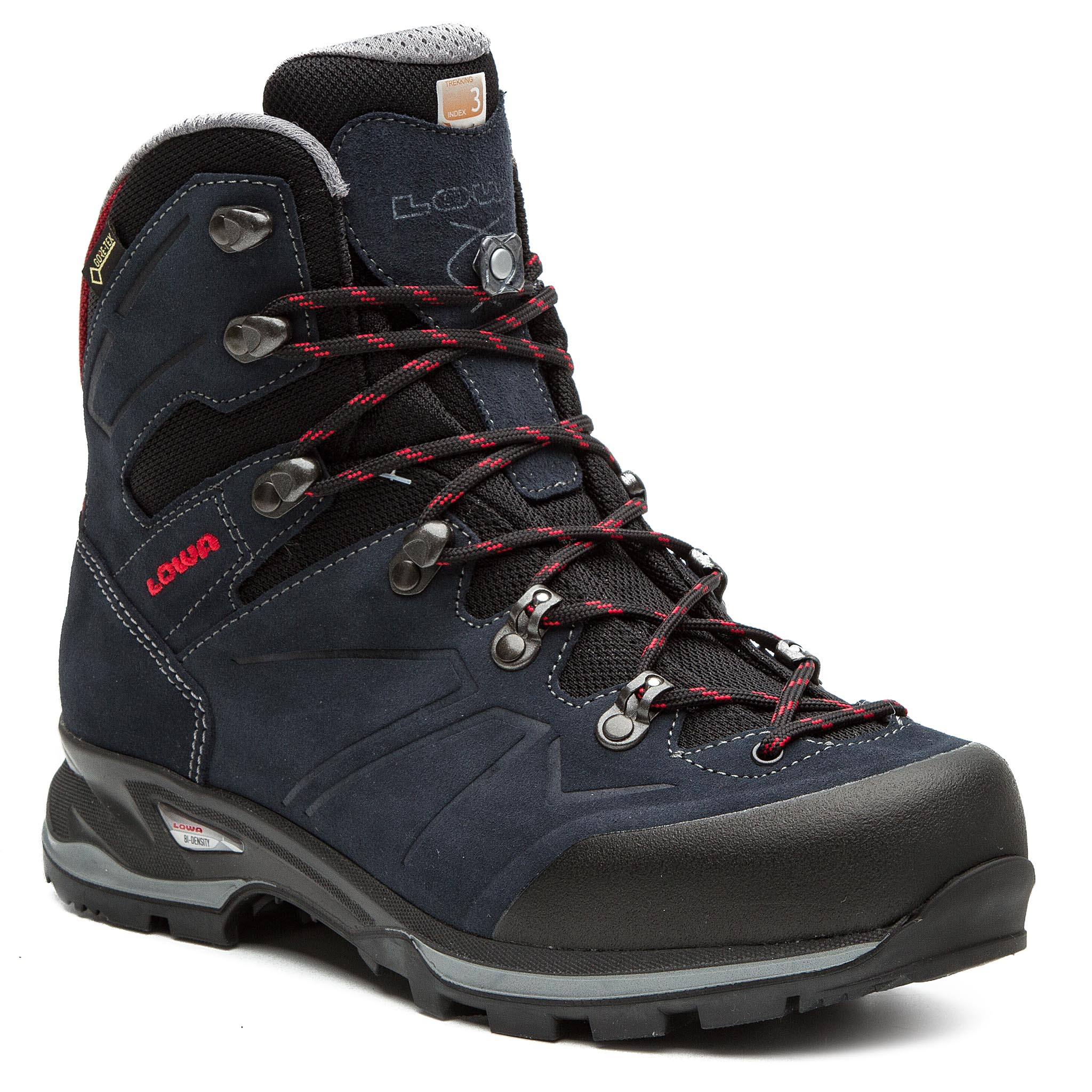Trekkings LOWA - Baldo Gtx GORE-TEX 210616 Navy/Red 6941