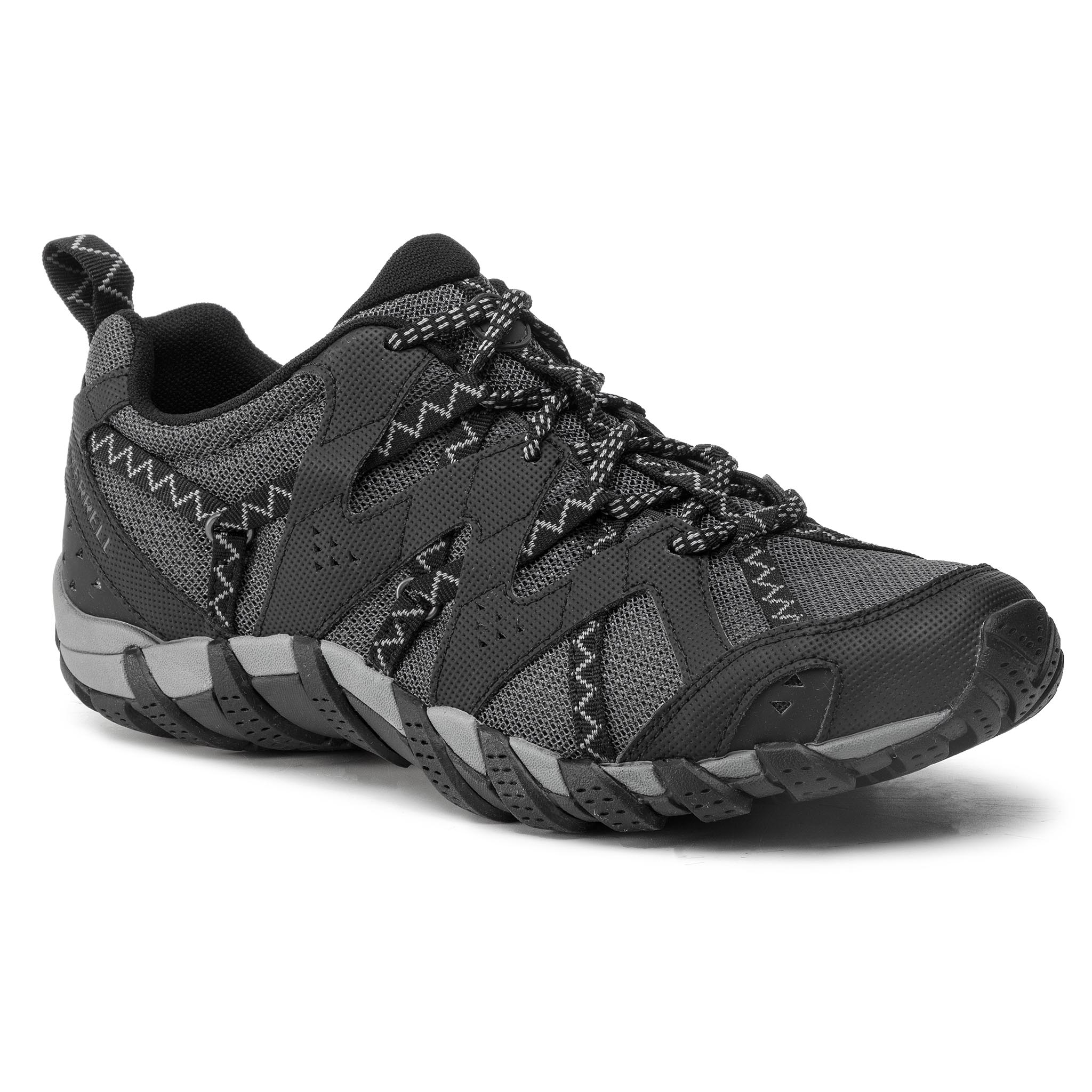 Trekkings Merrell - Waterpro Maipo 2 J48611 Black imagine epantofi.ro 2021