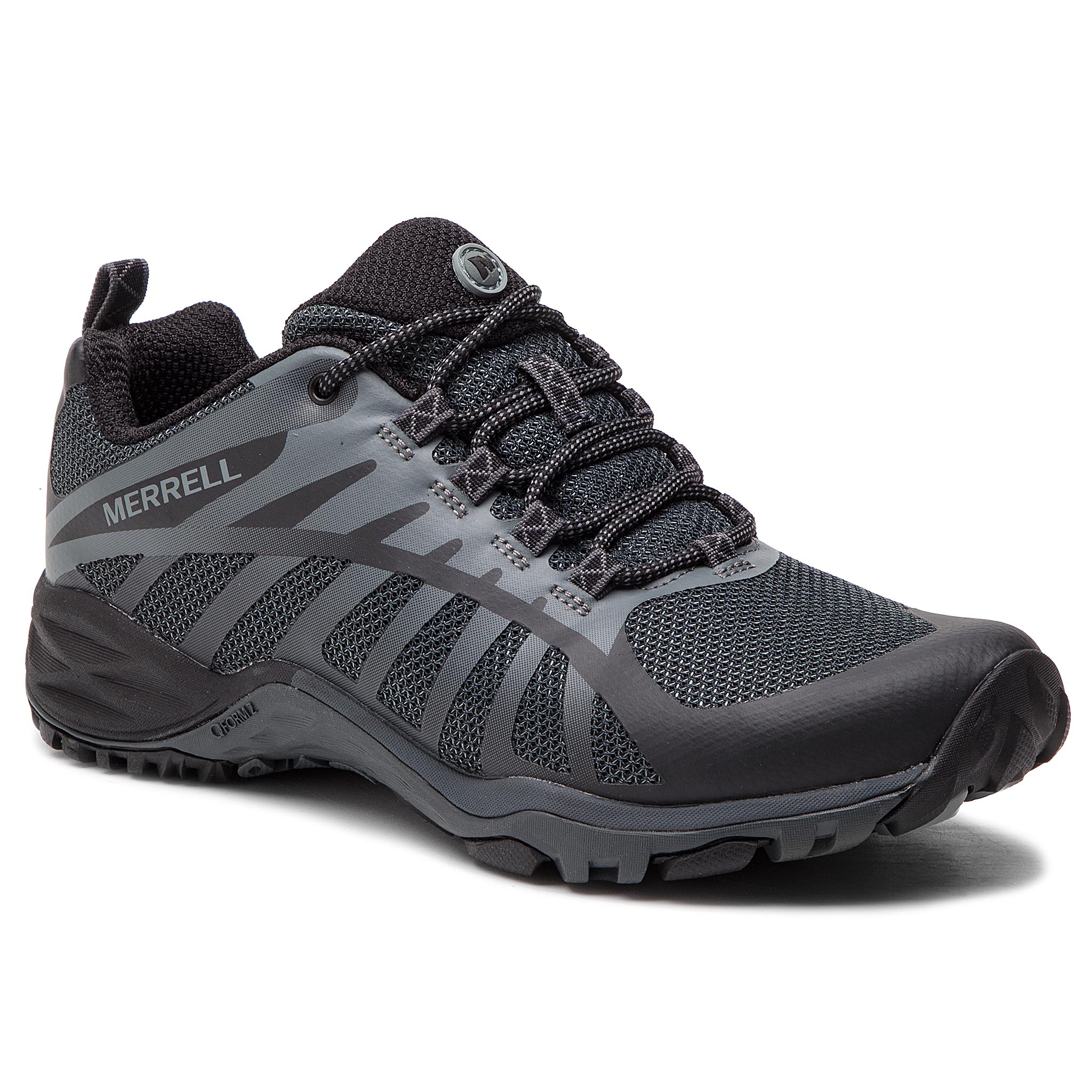Trekkings Merrell - Siren Edge Q2 J84700 Black 2 imagine epantofi.ro 2021