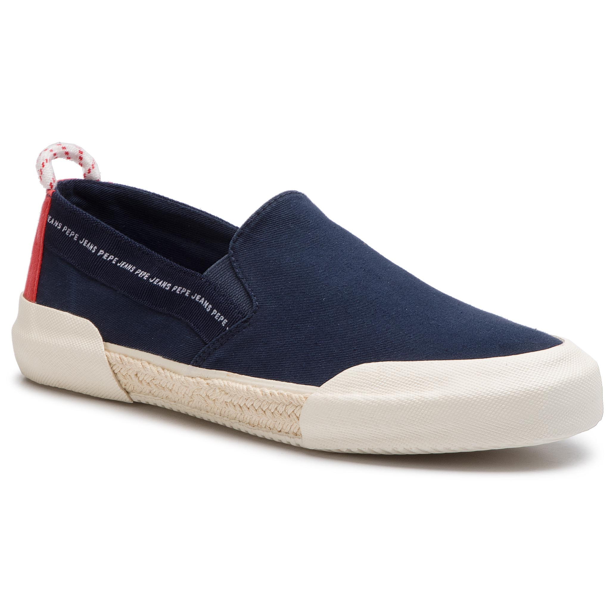 Espadrile PEPE JEANS - Cruise Slip On Men PMS10277 Navy 595