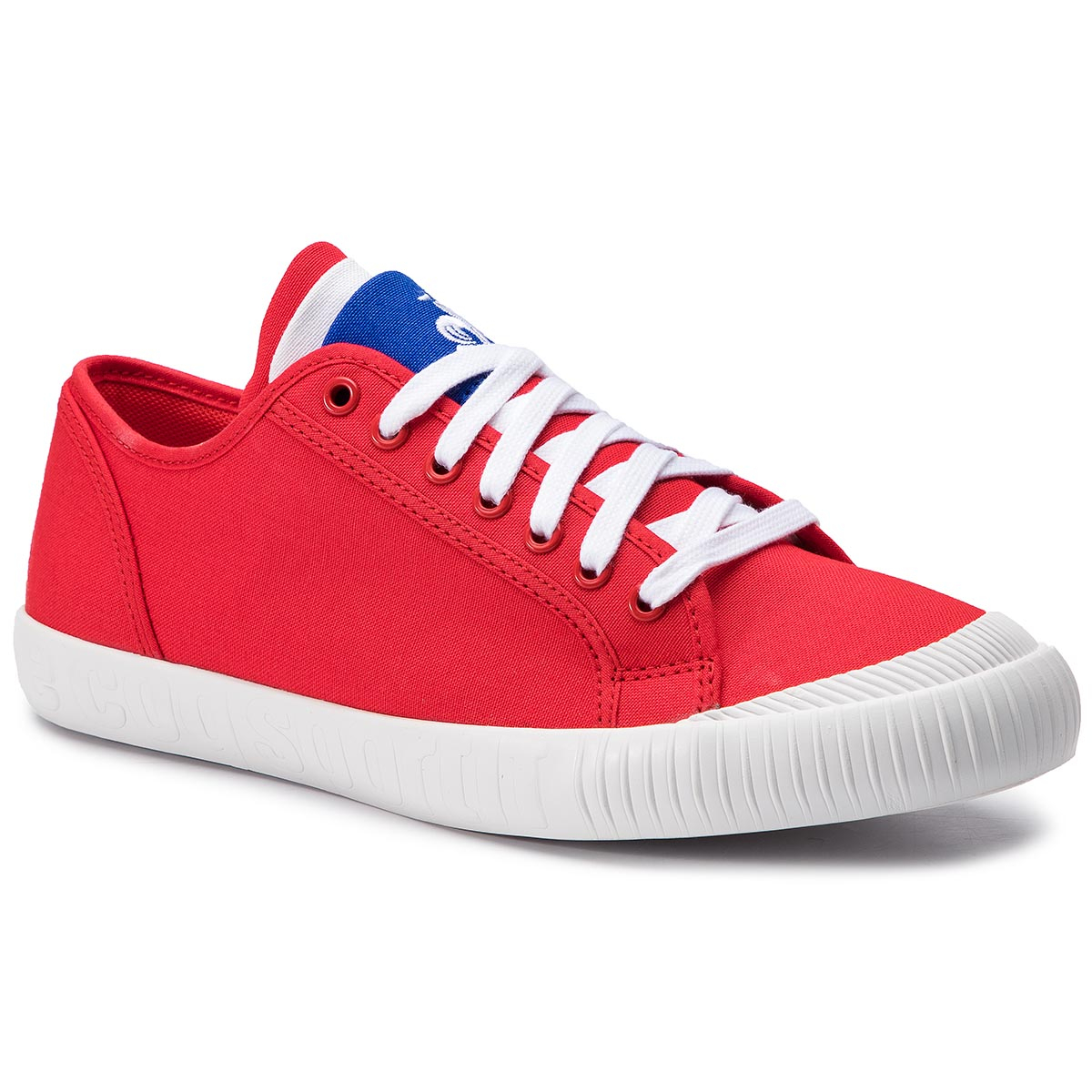 Teniși LE COQ SPORTIF - Nationale Sport 1910021 Pure Red