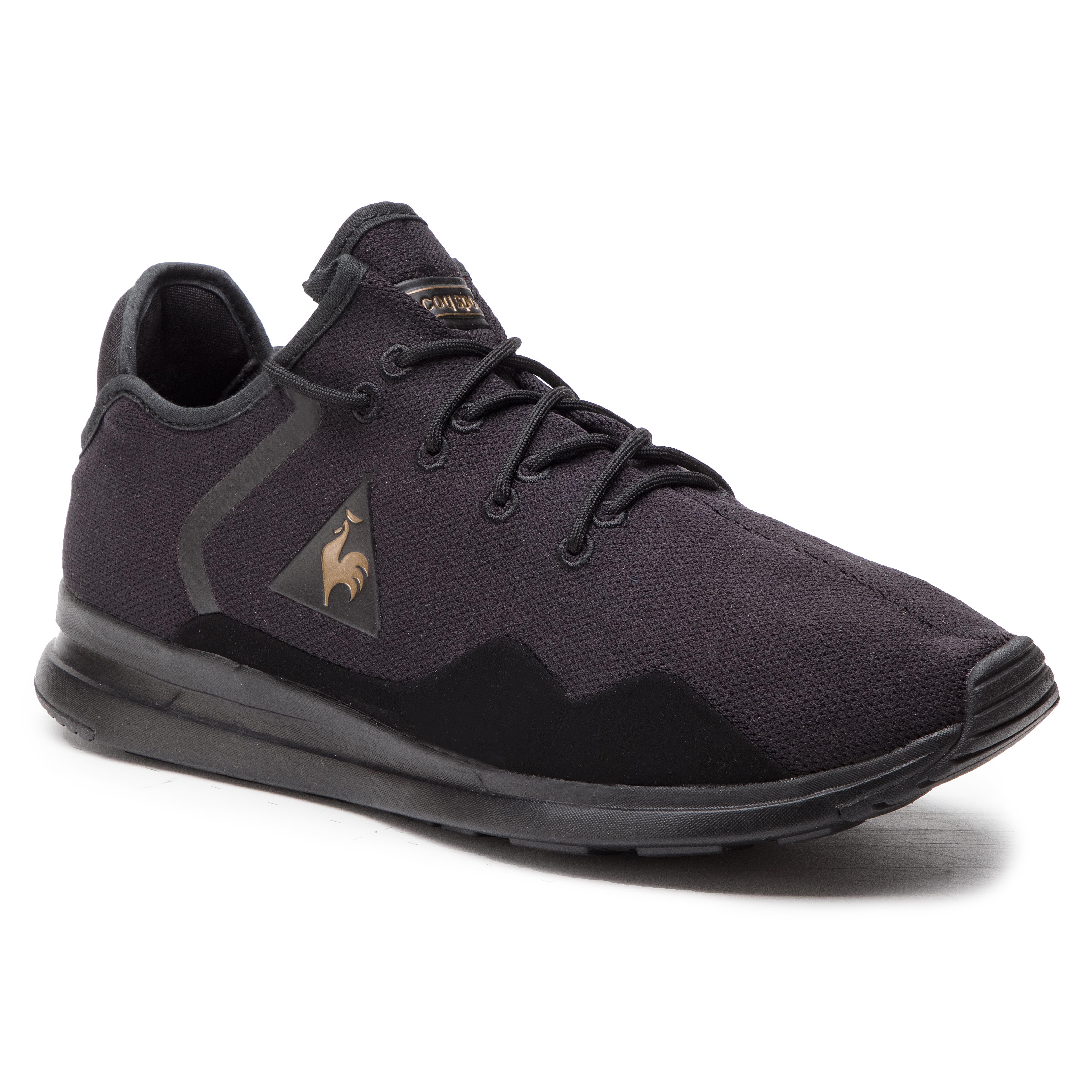 Sneakers LE COQ SPORTIF - Solas 1910481 Black/Old Brass