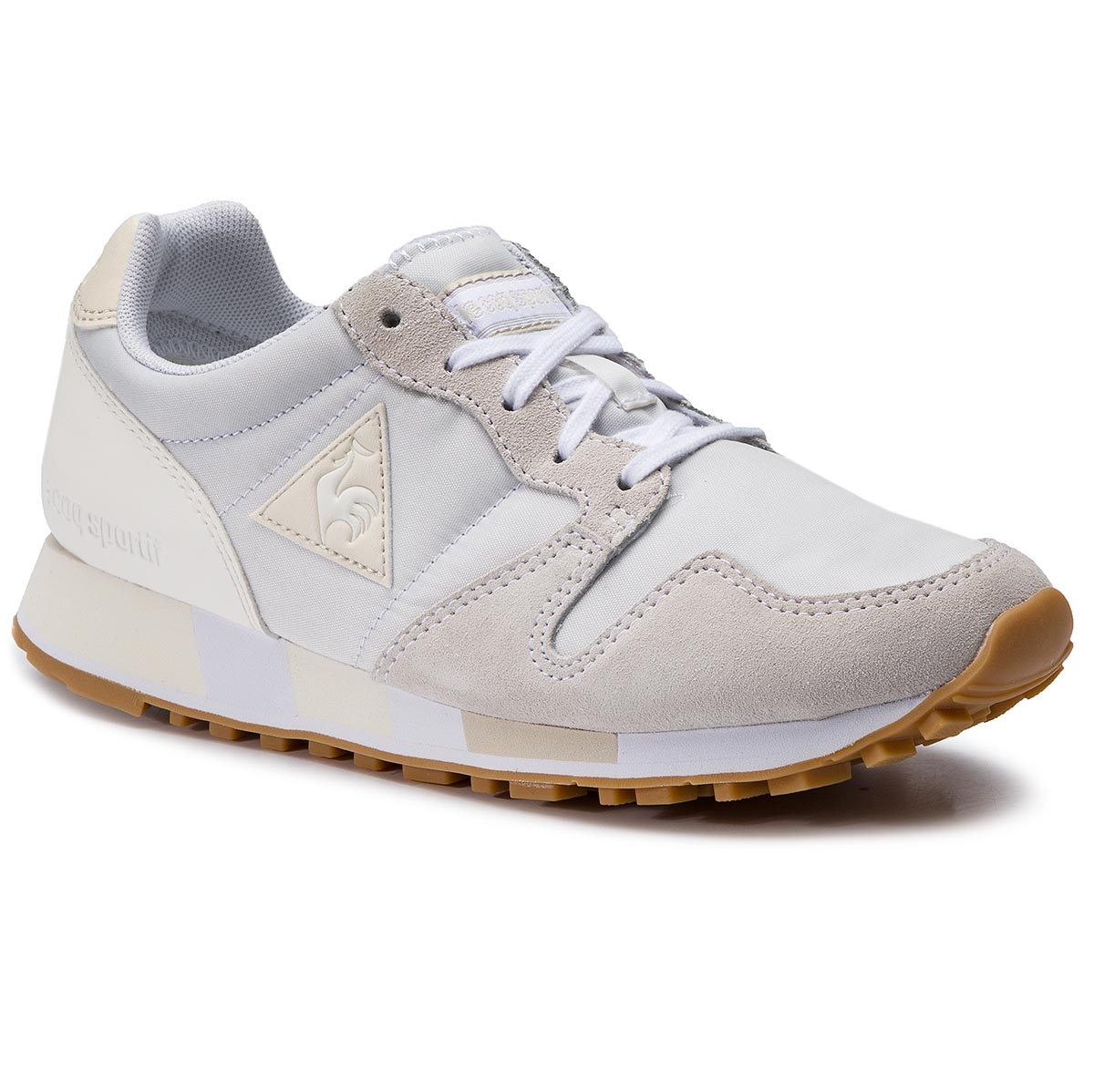 Sneakers LE COQ SPORTIF - Omega 1910564 Optical White/Turtle Dove
