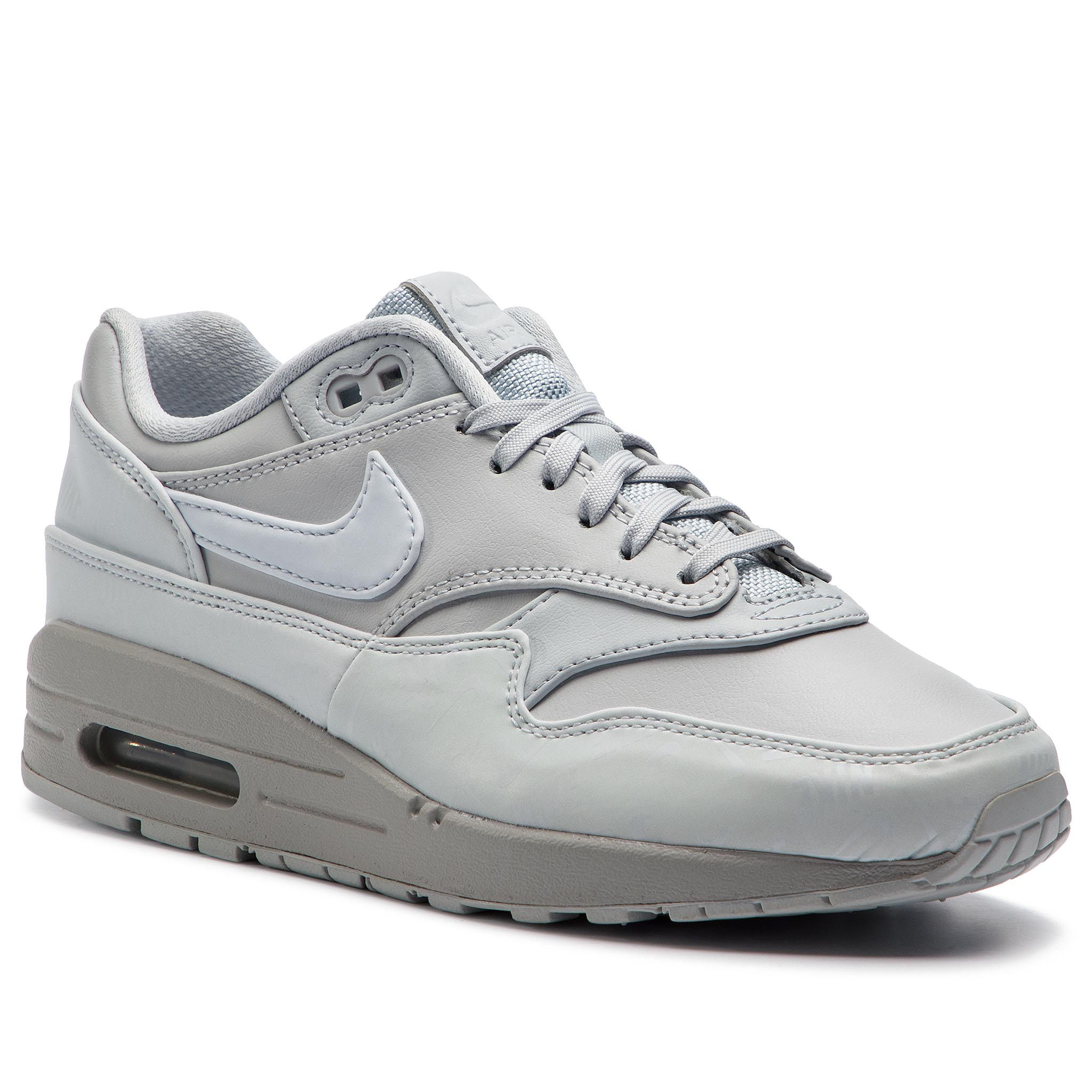 Pantofi NIKE - Air Max 1 Lx 917691 002 Pure Platinum/Pure Platinum