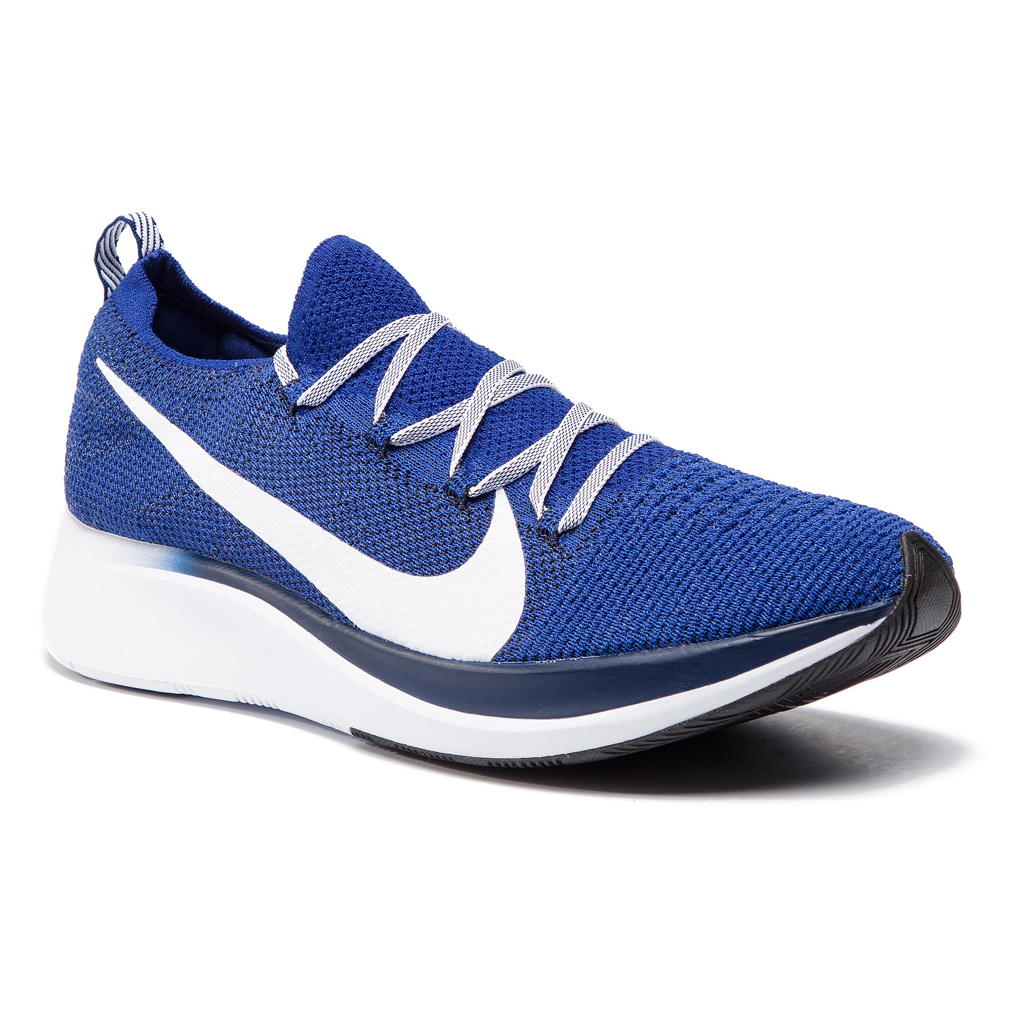 Pantofi NIKE - Zoom Fly Fk AR4561 400 Deep Royal/White/Blue Void