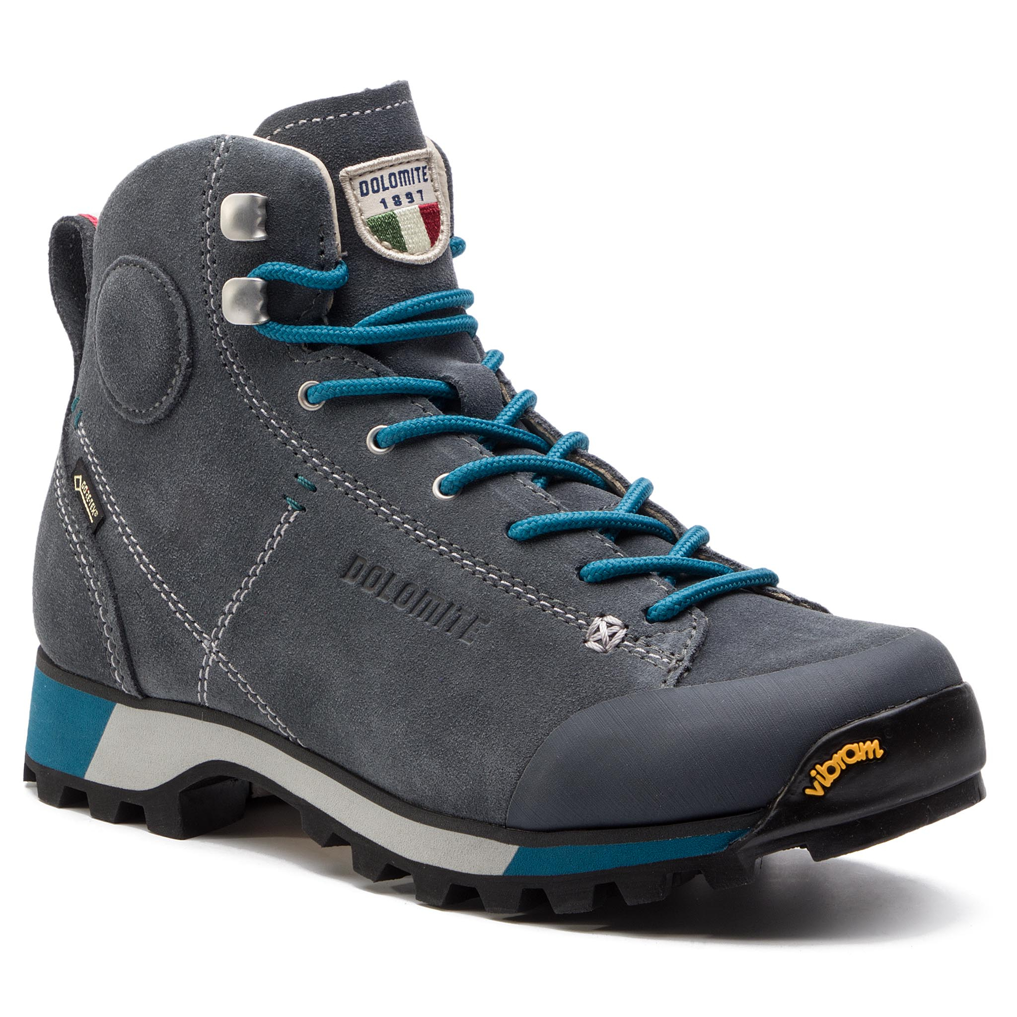 Trekkings Dolomite - Cinquantaquattro Hike W Gtx Gore-Tex 269483-1076005 Gunmetal Grey imagine epantofi.ro 2021