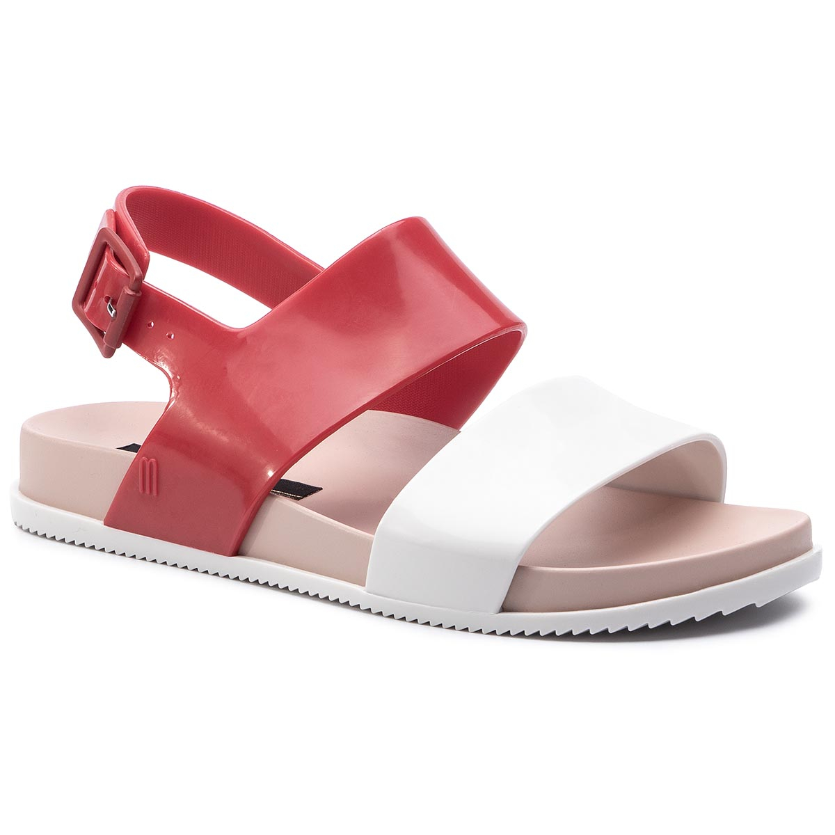 Sandale Melissa - Cosmic Sandal Iii Ad 32495 Pink/White/Red 53472 imagine epantofi.ro 2021