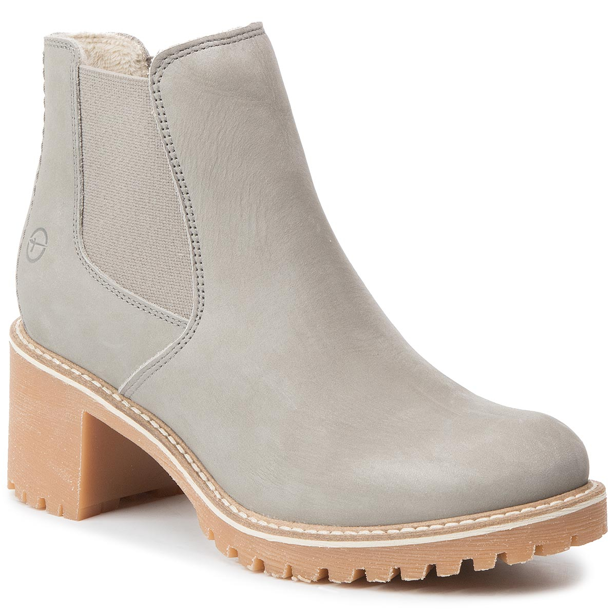 Botine TAMARIS - 1-25447-23 Light Grey 254
