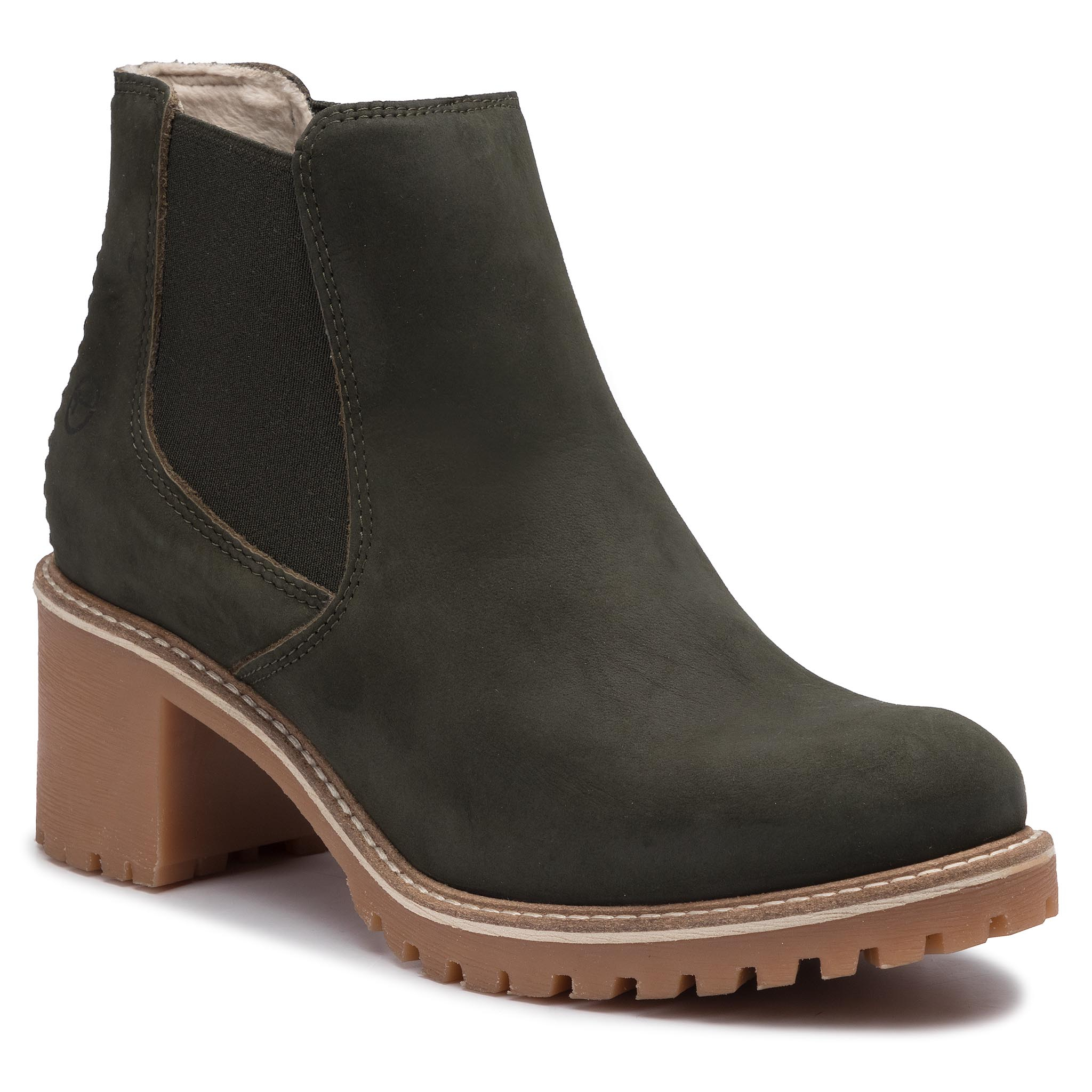 Botine TAMARIS - 1-25447-23 Forest 764