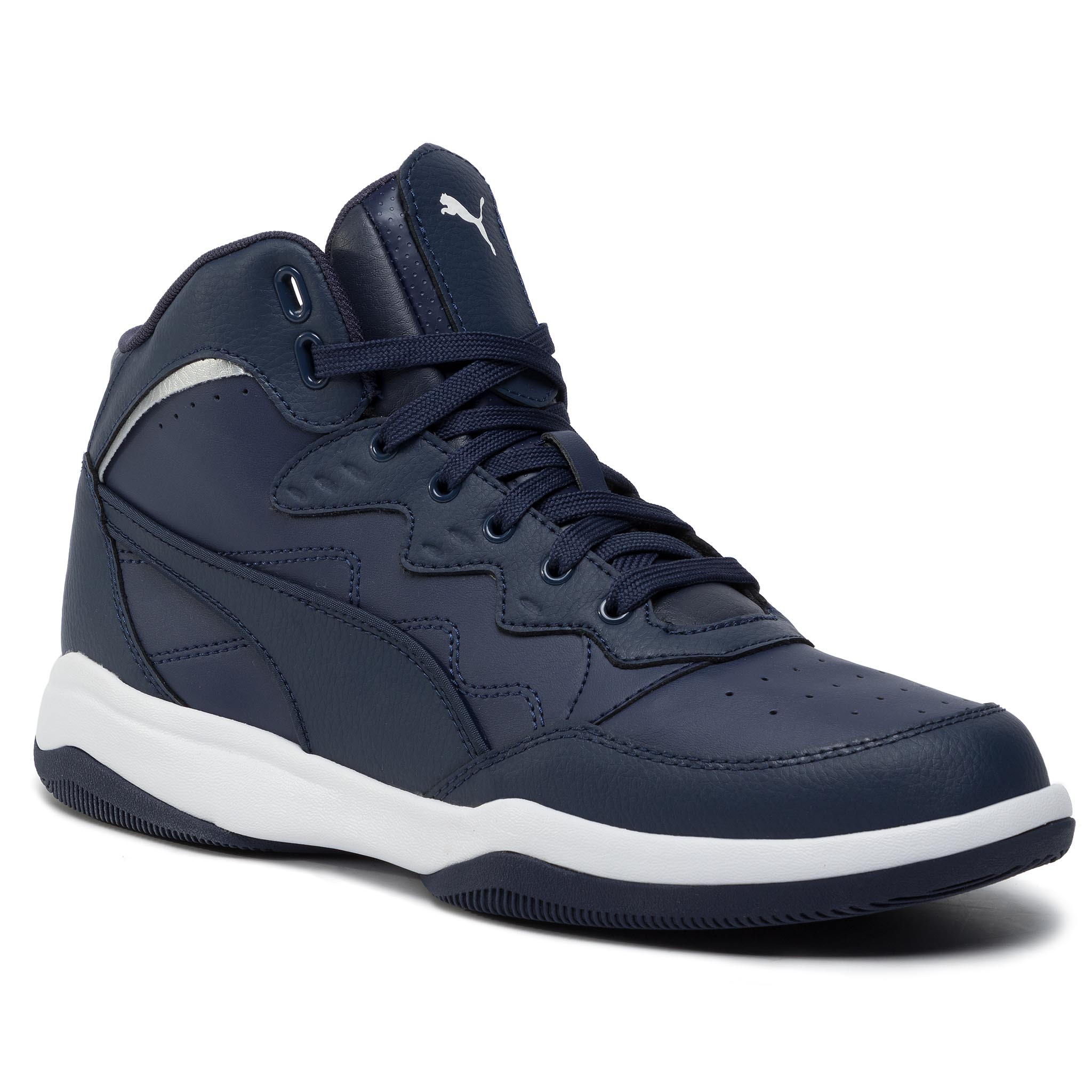 Sneakers PUMA - Rb Playoff L 370546 03 Peacoat/Puma Silver