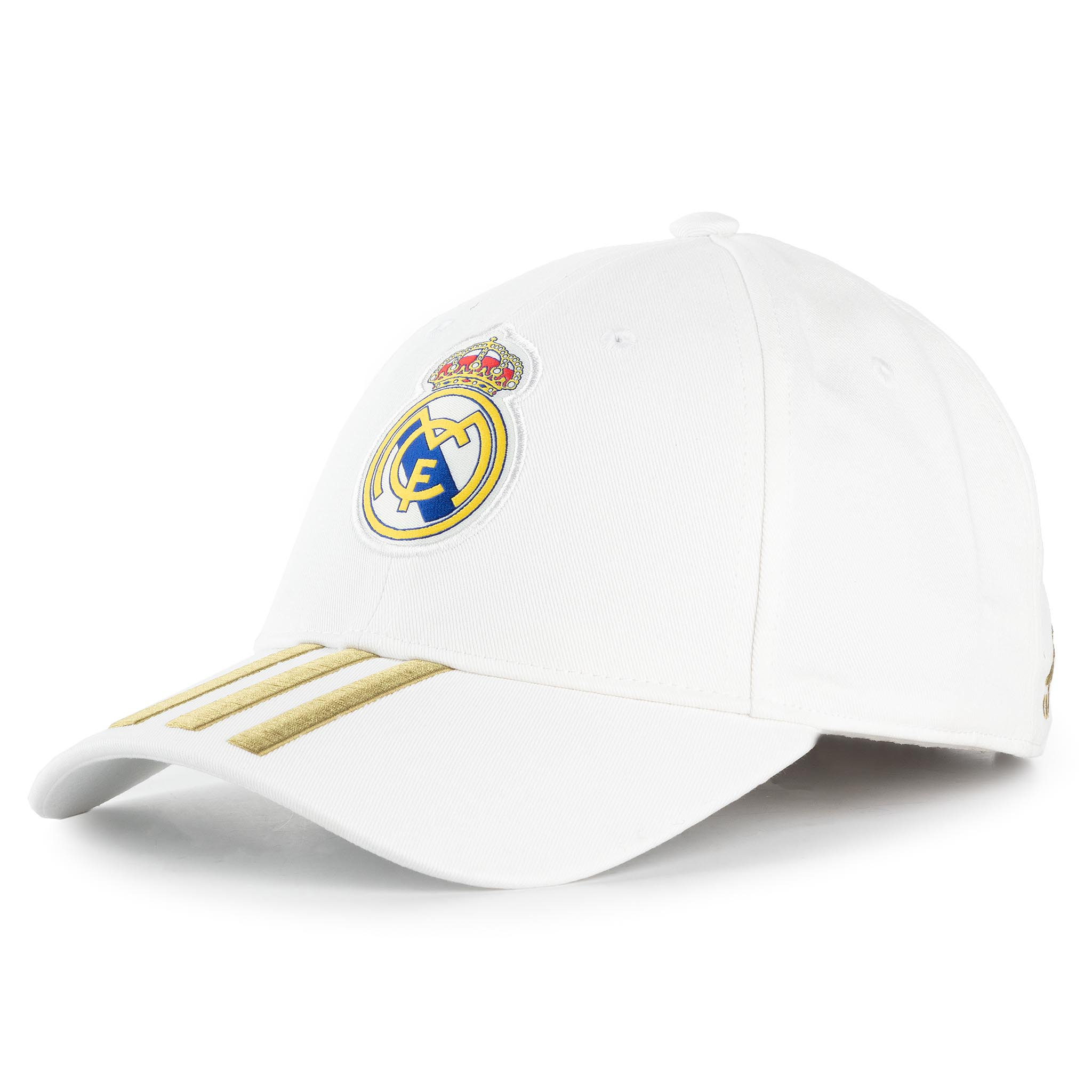 Șapcă adidas - Real C40 Cap DY7720 White/Drfogo