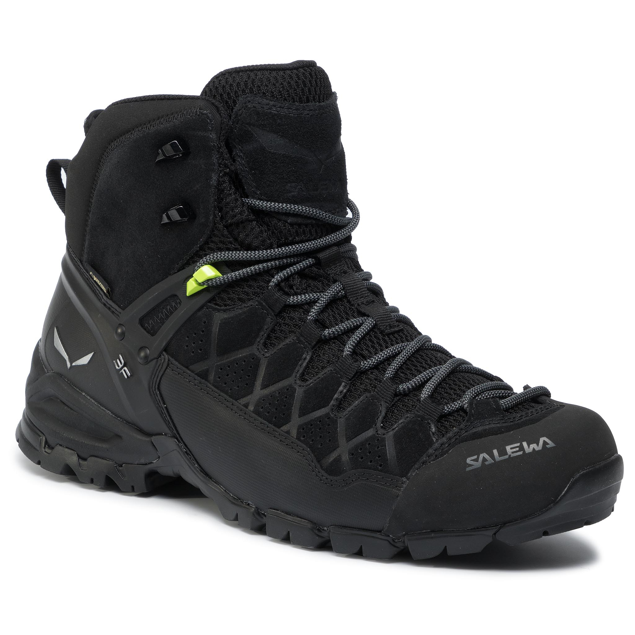 Trekkings SALEWA - Ms Alp Trainer Mid Gtx GORE-TEX 63432-0971 Black/Black