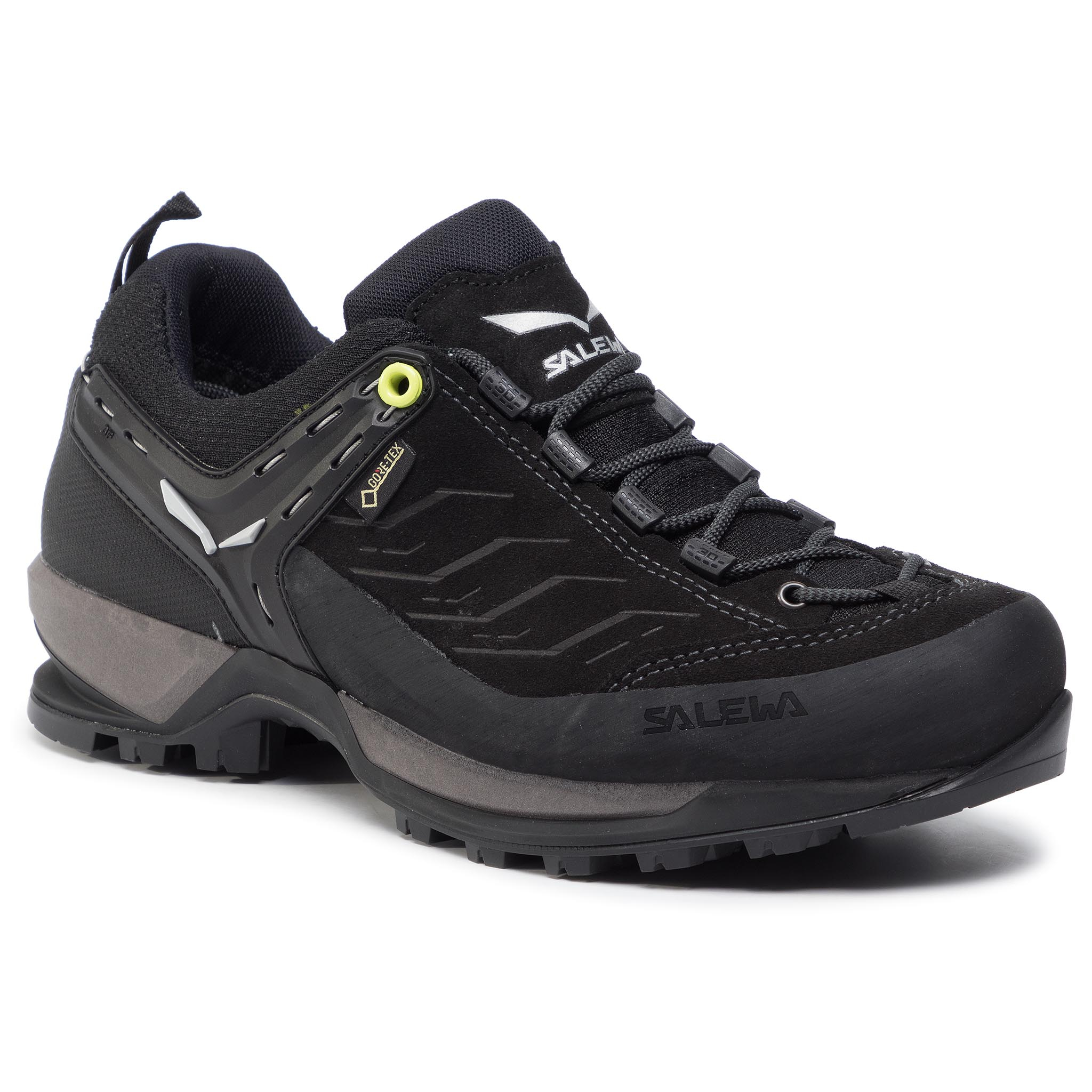 Trekkings Salewa - Mnt Trainer Gtx Gore-Tex 63467-0971 Black/Black imagine epantofi.ro 2021