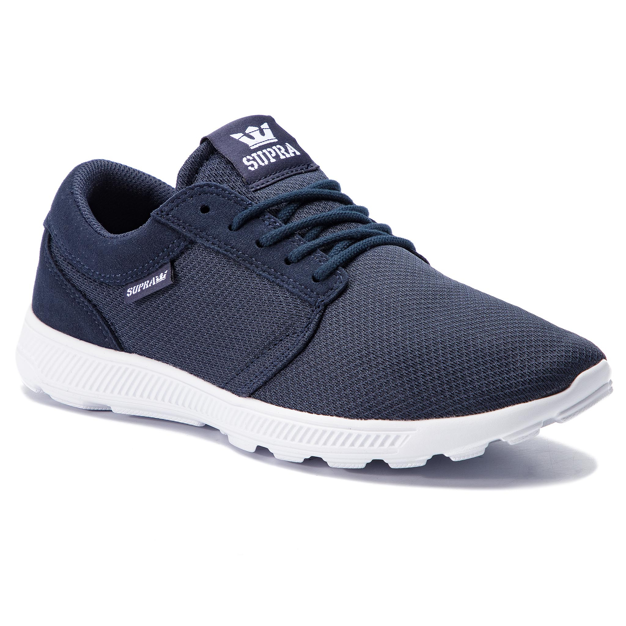 Sneakers SUPRA - Hammer Run 08128-472-M Navy/White White
