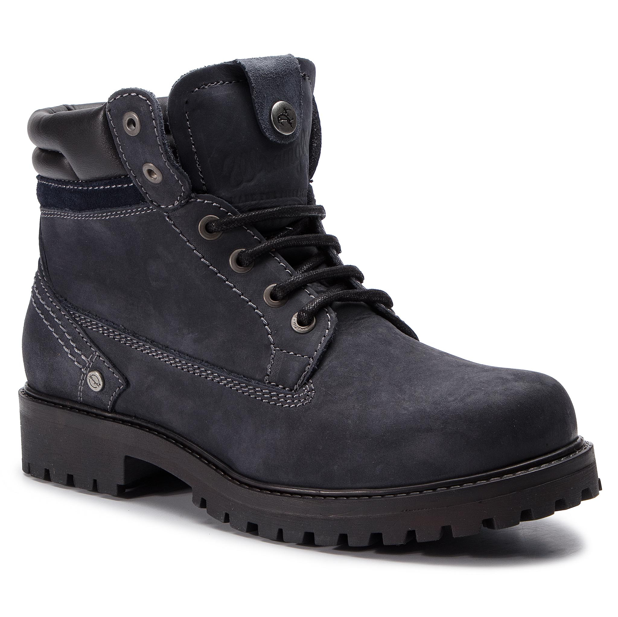 Trappers WRANGLER - Creek WM172000 Navy 16