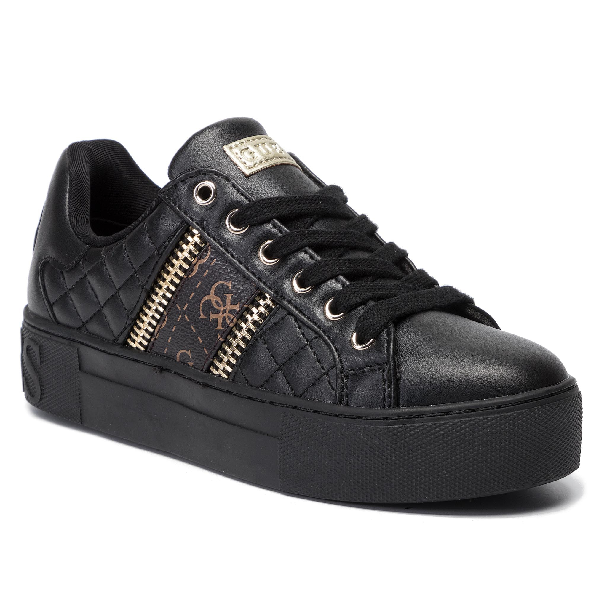 Sneakers GUESS - Mayby FL8MAY FAL12 BLACK