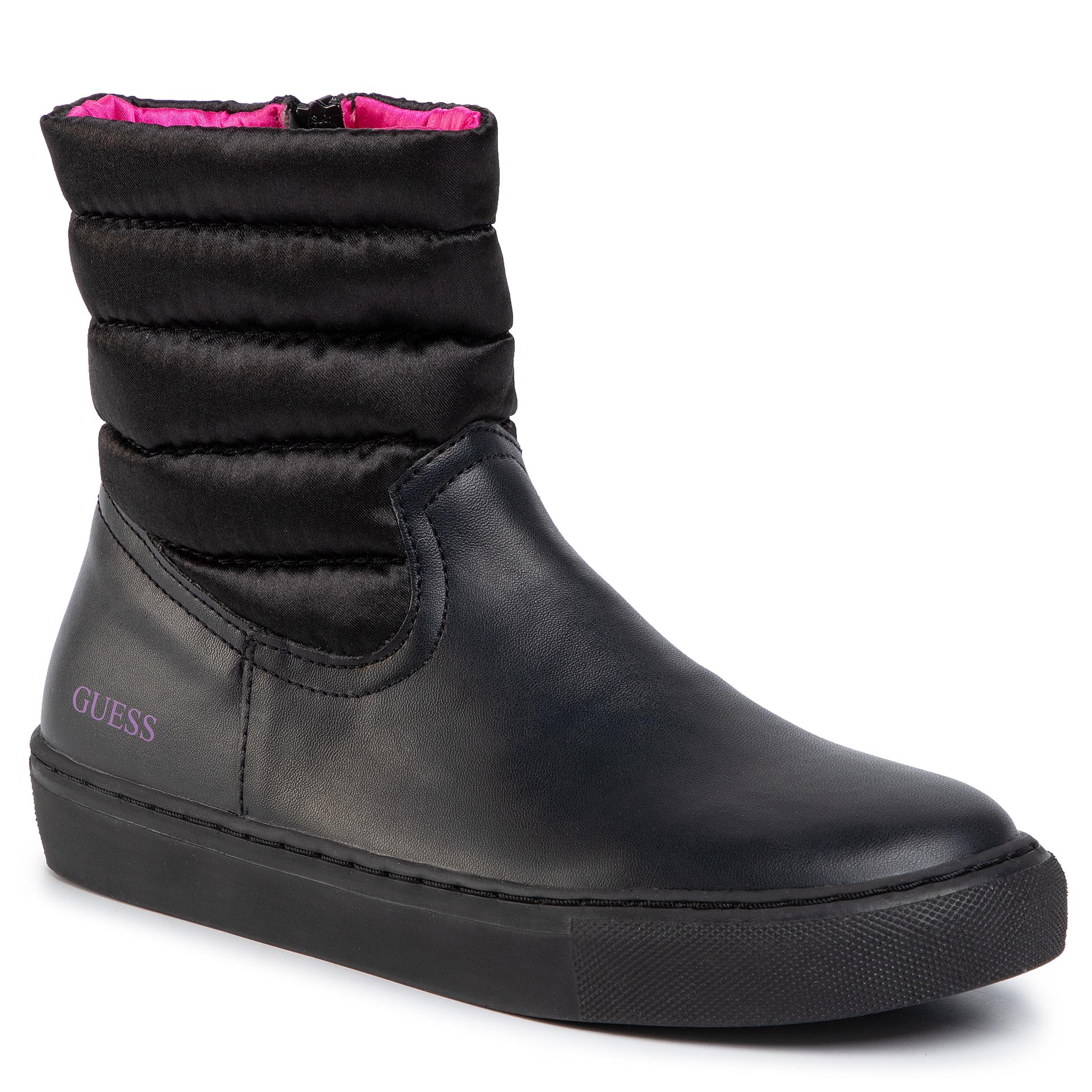 Cizme Guess - Jakie Fj8jak Ele10 Black imagine epantofi.ro 2021