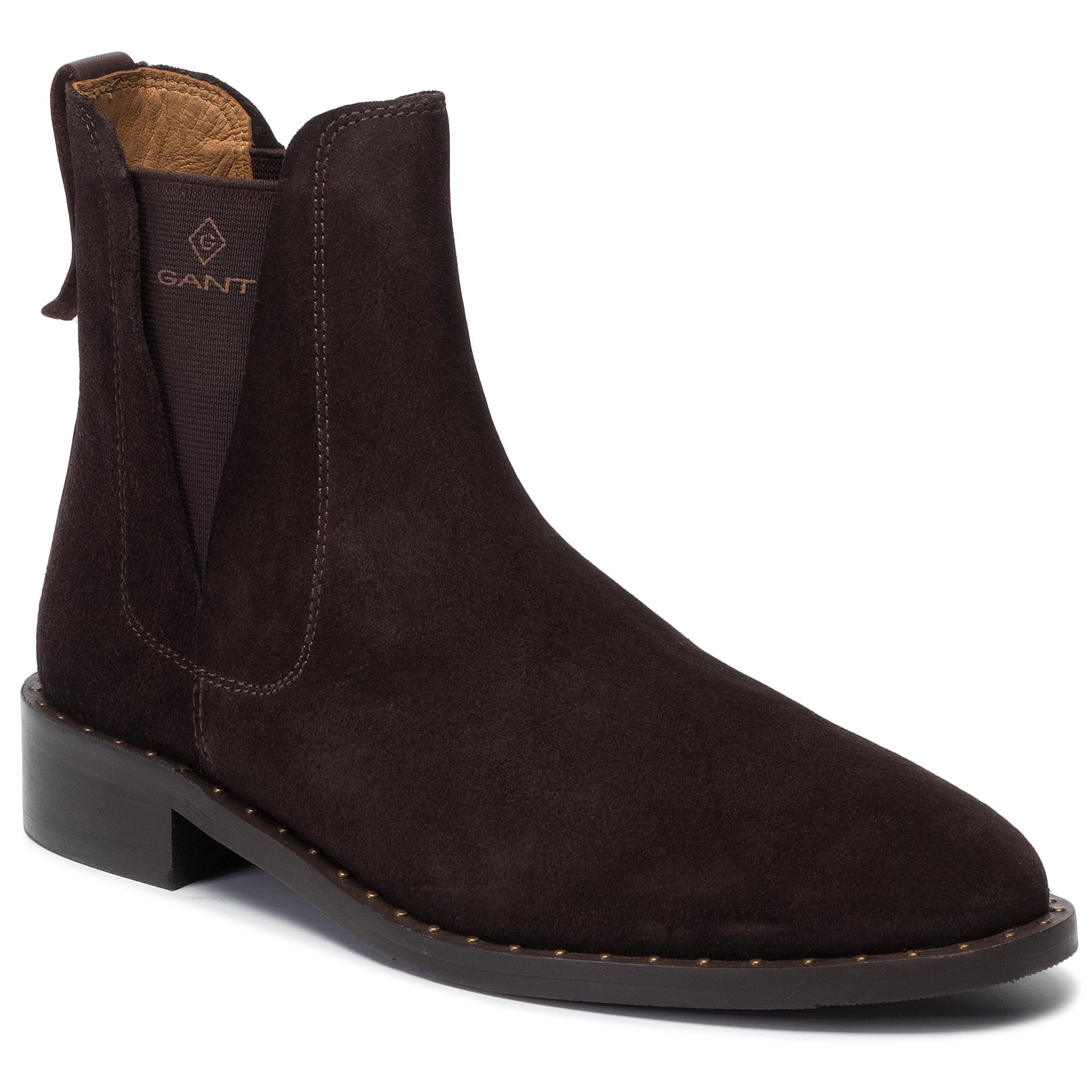 Ghete Jodhpur GANT - Hampton 19553992 Dark Brown G46