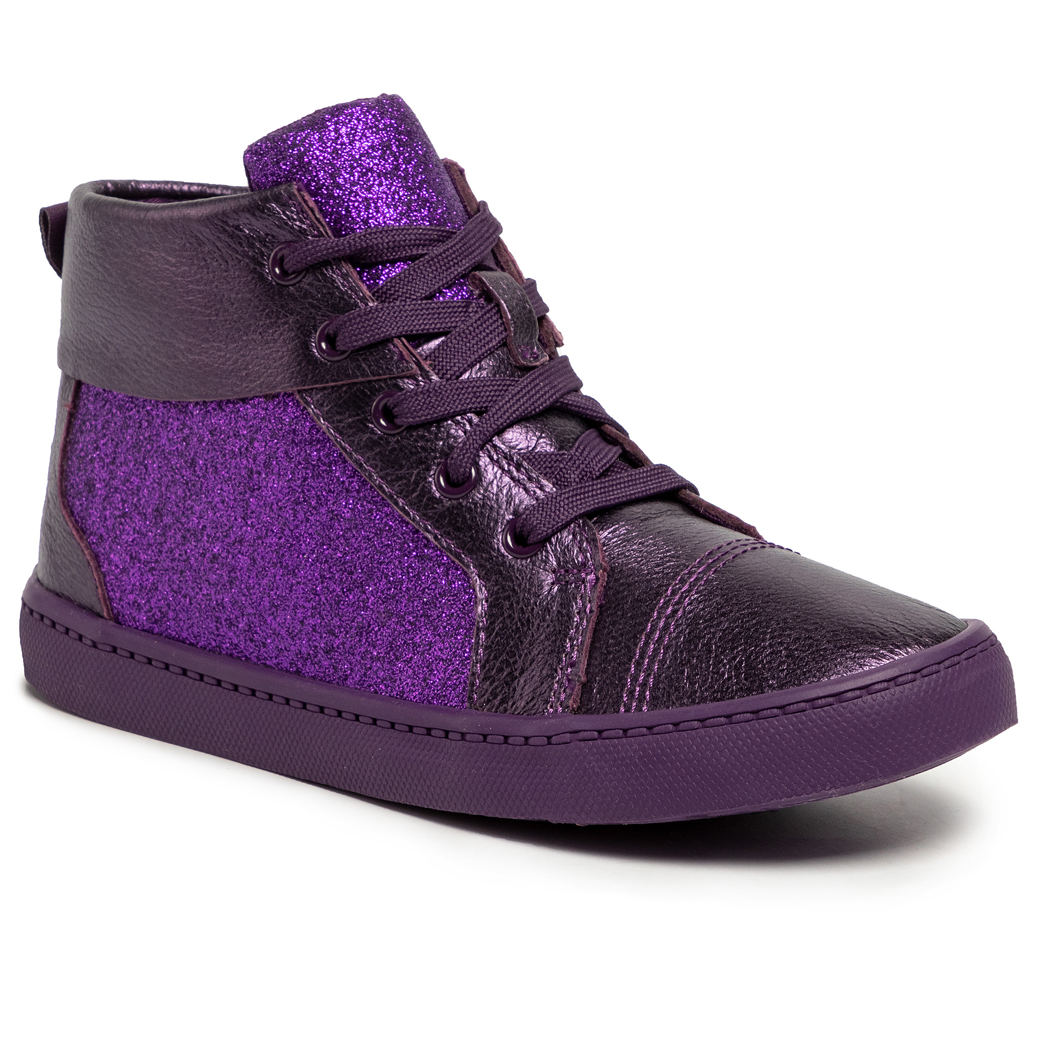 Sneakers CLARKS - City OasisHi K 261462566 Purple