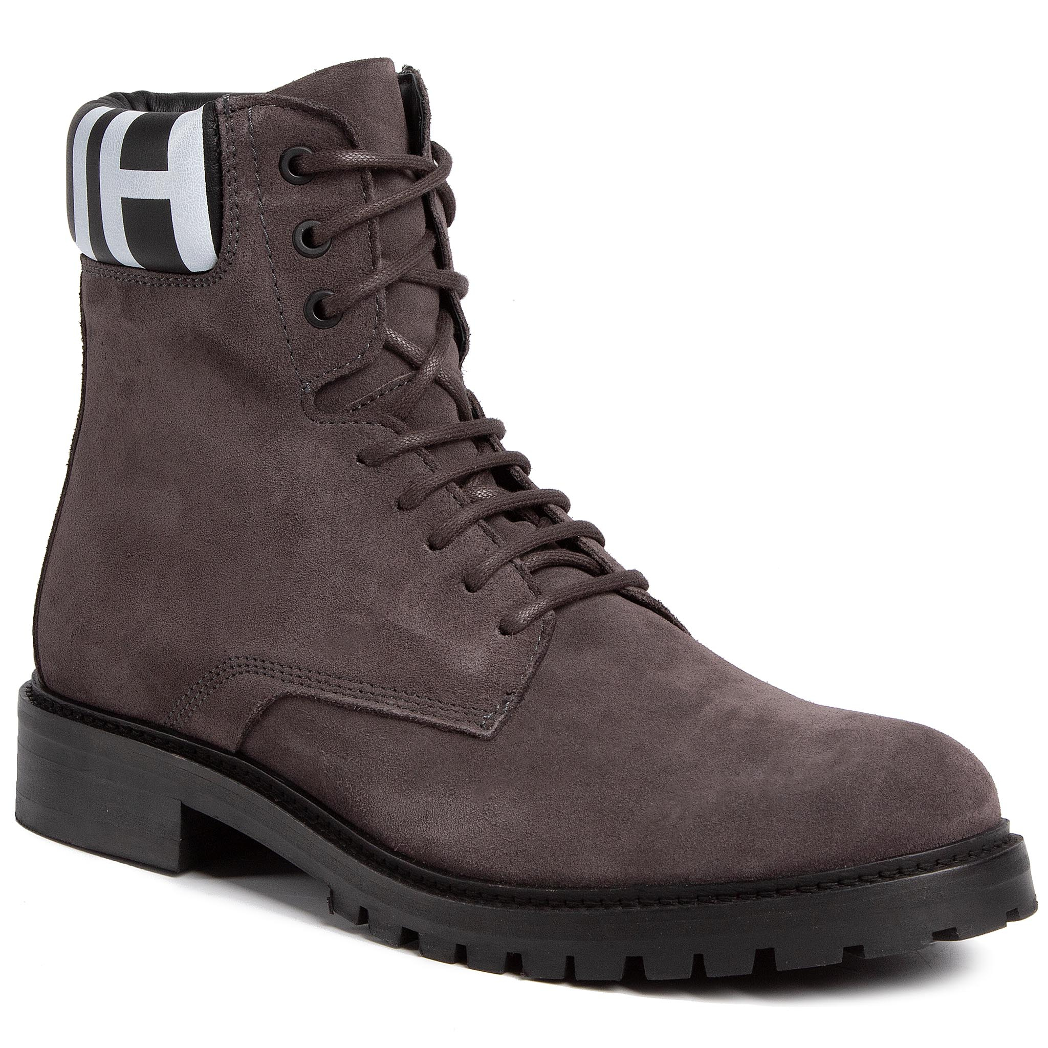 Trappers HUGO - Explore 50397099 10212082 01 Dark Grey 021
