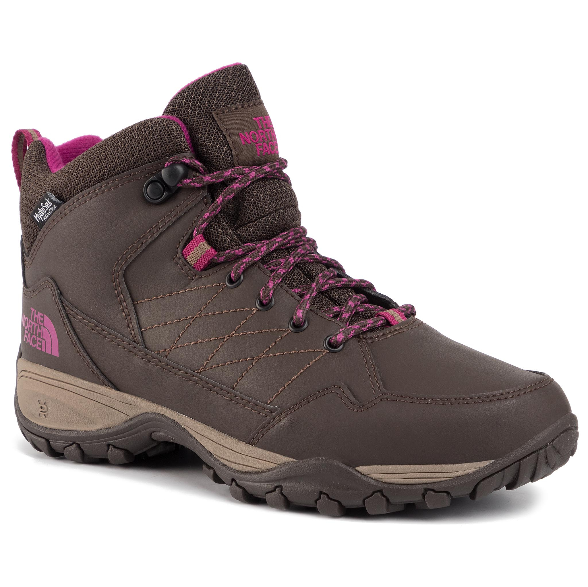 Trekkings THE NORTH FACE - Storm Strike II Wp T93RRRGTJ Coffe Brown/Fossil