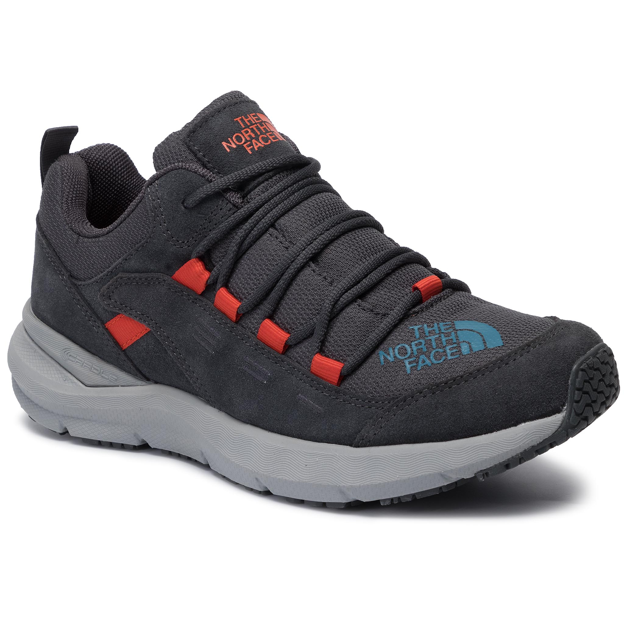Trekkings THE NORTH FACE - Mountain Sneaker II T93WZ7G3A Dark Shadow Grey/Griffin Grey